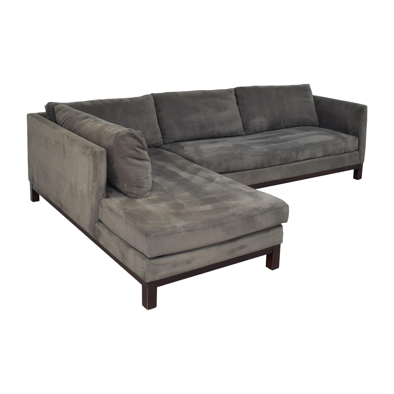 ABC Carpet & Home Prescott Sectional / Sofas