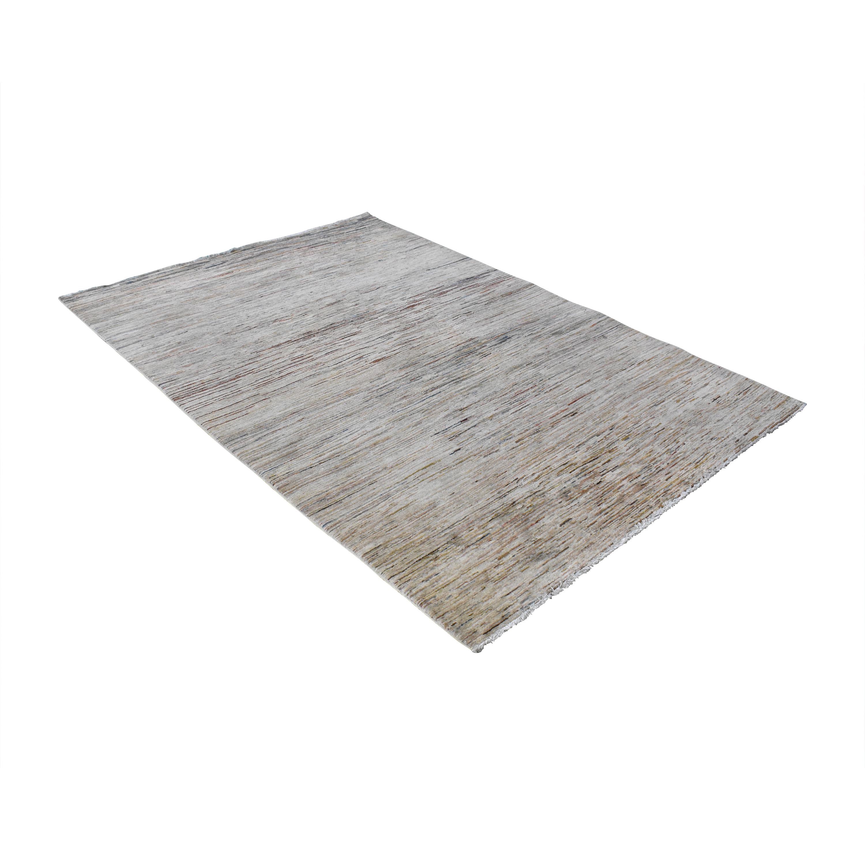 Khyber Striped Style Area Rug Multi