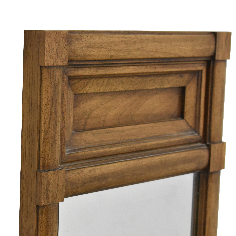 Thomasville Thomasville Trumeau Mirror dimensions