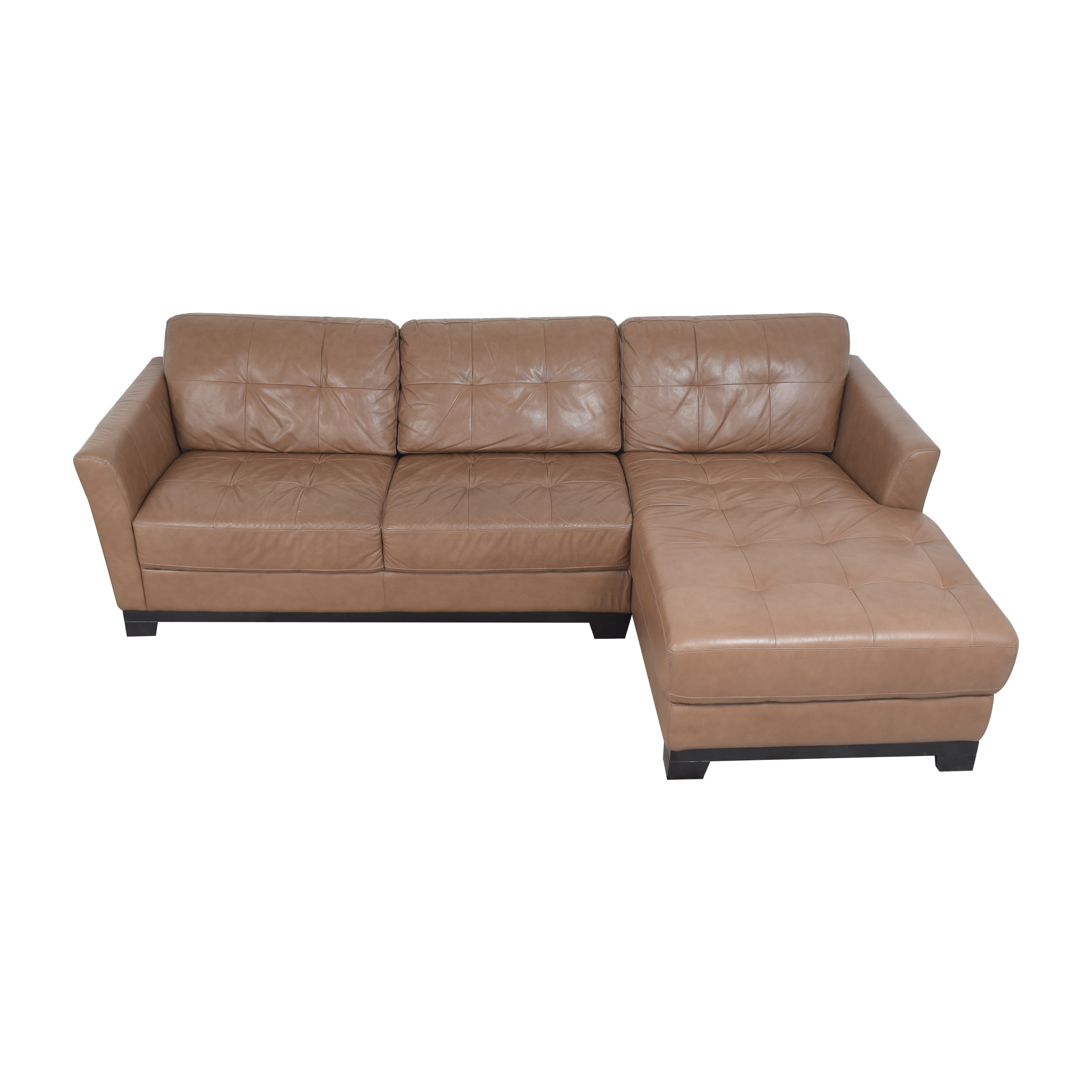 Chateau d'Ax Chateau d'Ax Chaise Sectional Sofa second hand