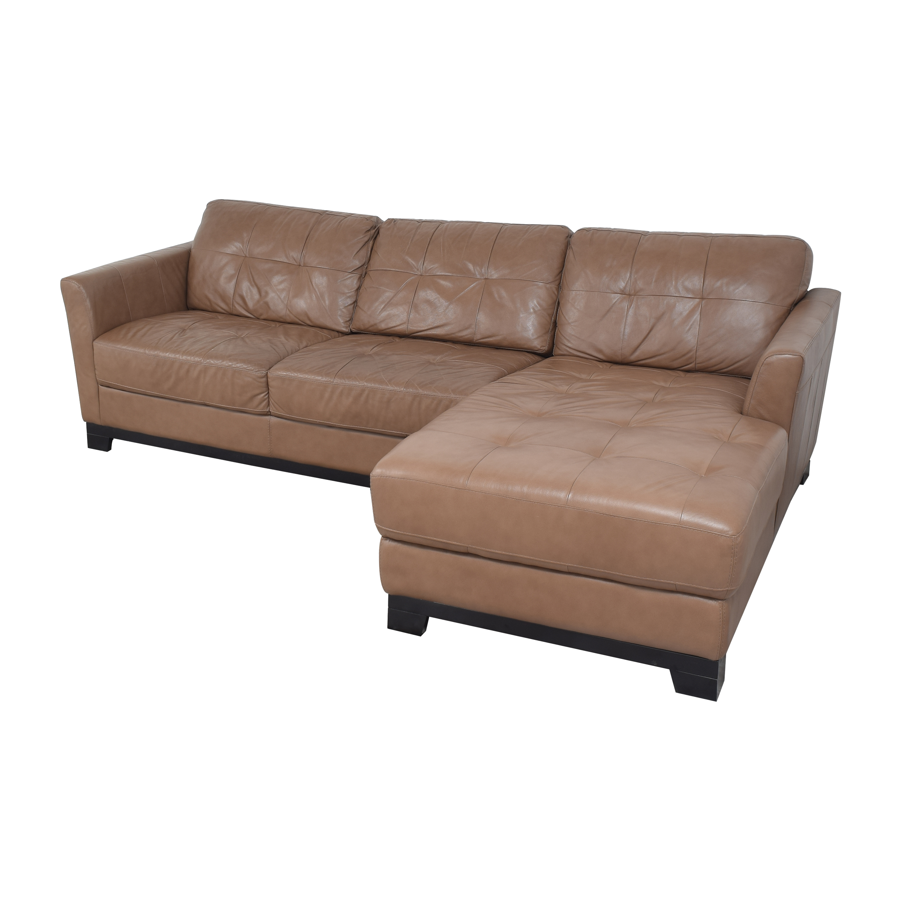 Chateau d'Ax Chateau d'Ax Chaise Sectional Sofa for sale