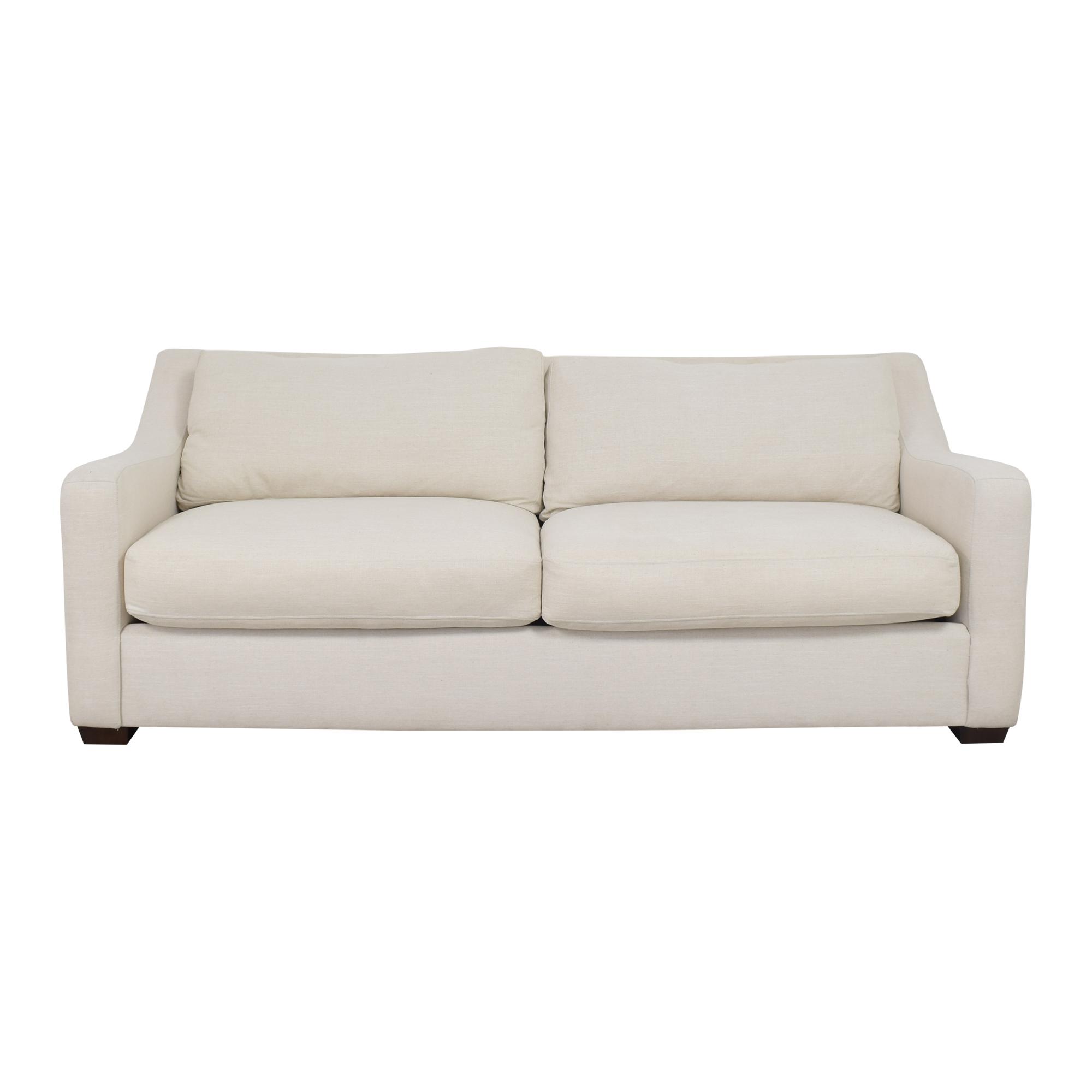 buy Aria Designs Two Cushion Sofa Aria Designs
