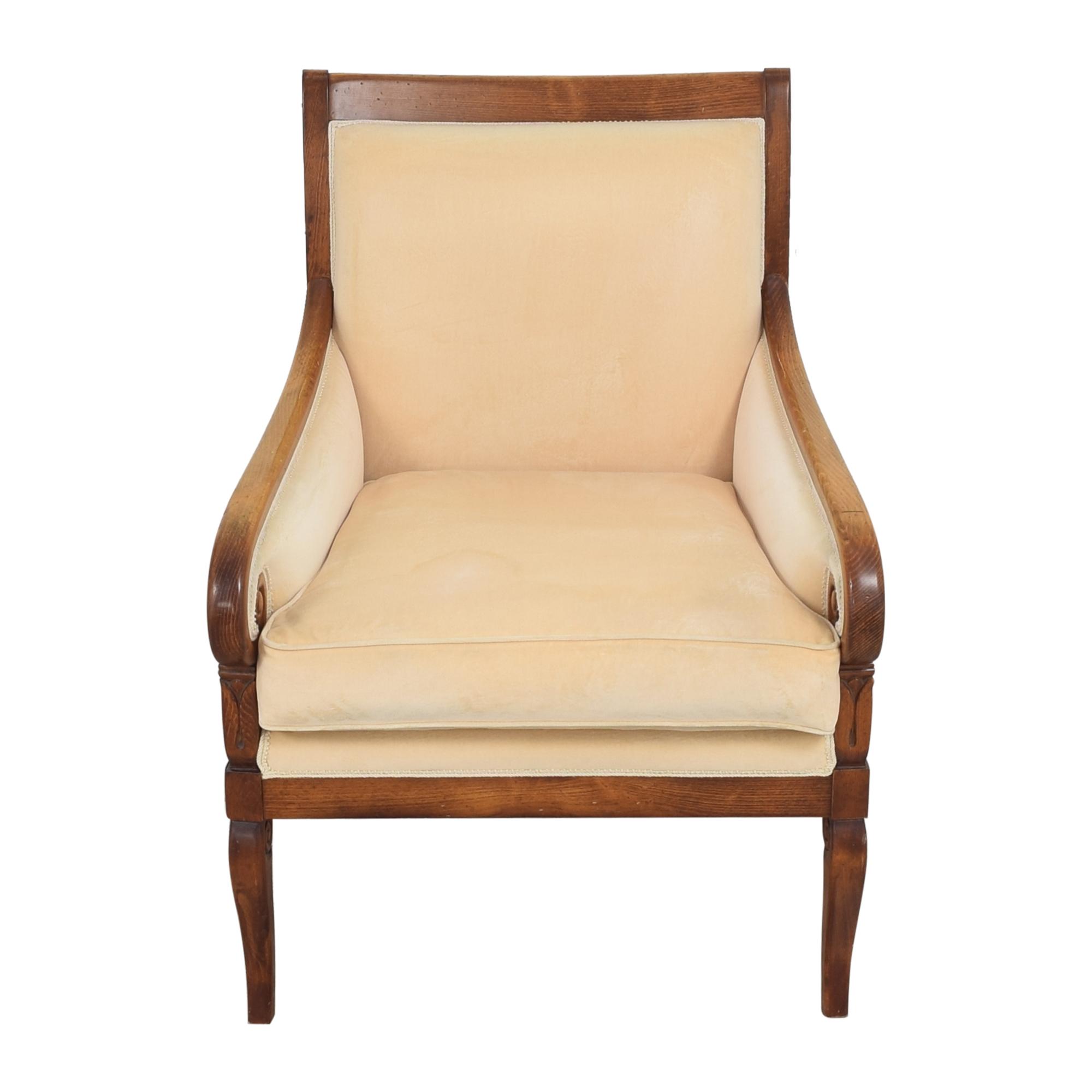 Italian Accent Chair price
