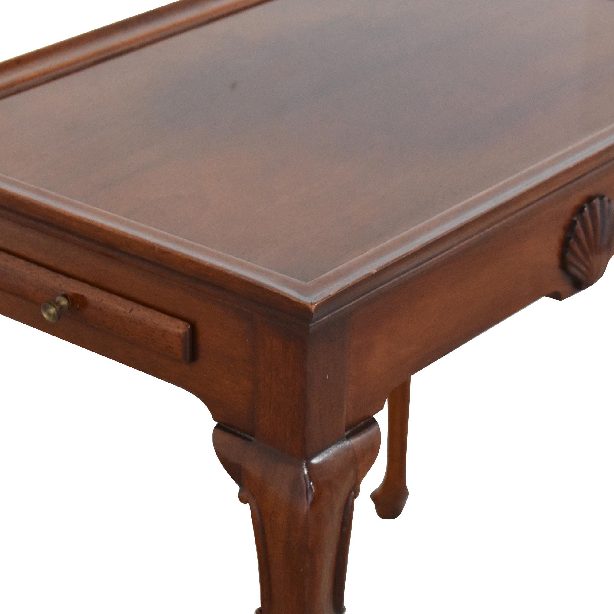 Hickory Chair Tea Table / Tables