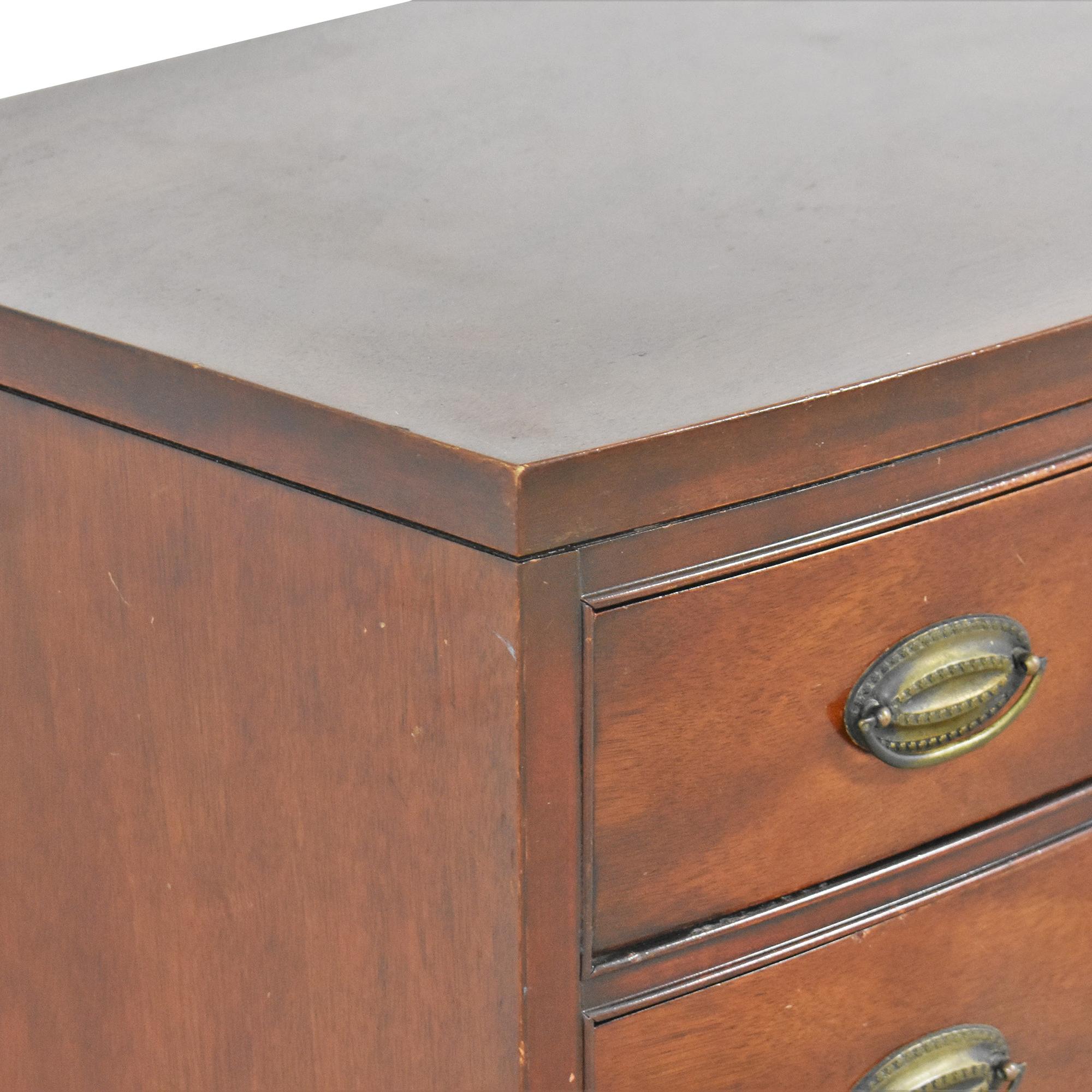 buy Flint & Horner Flint & Horner Four Drawer Dresser  online