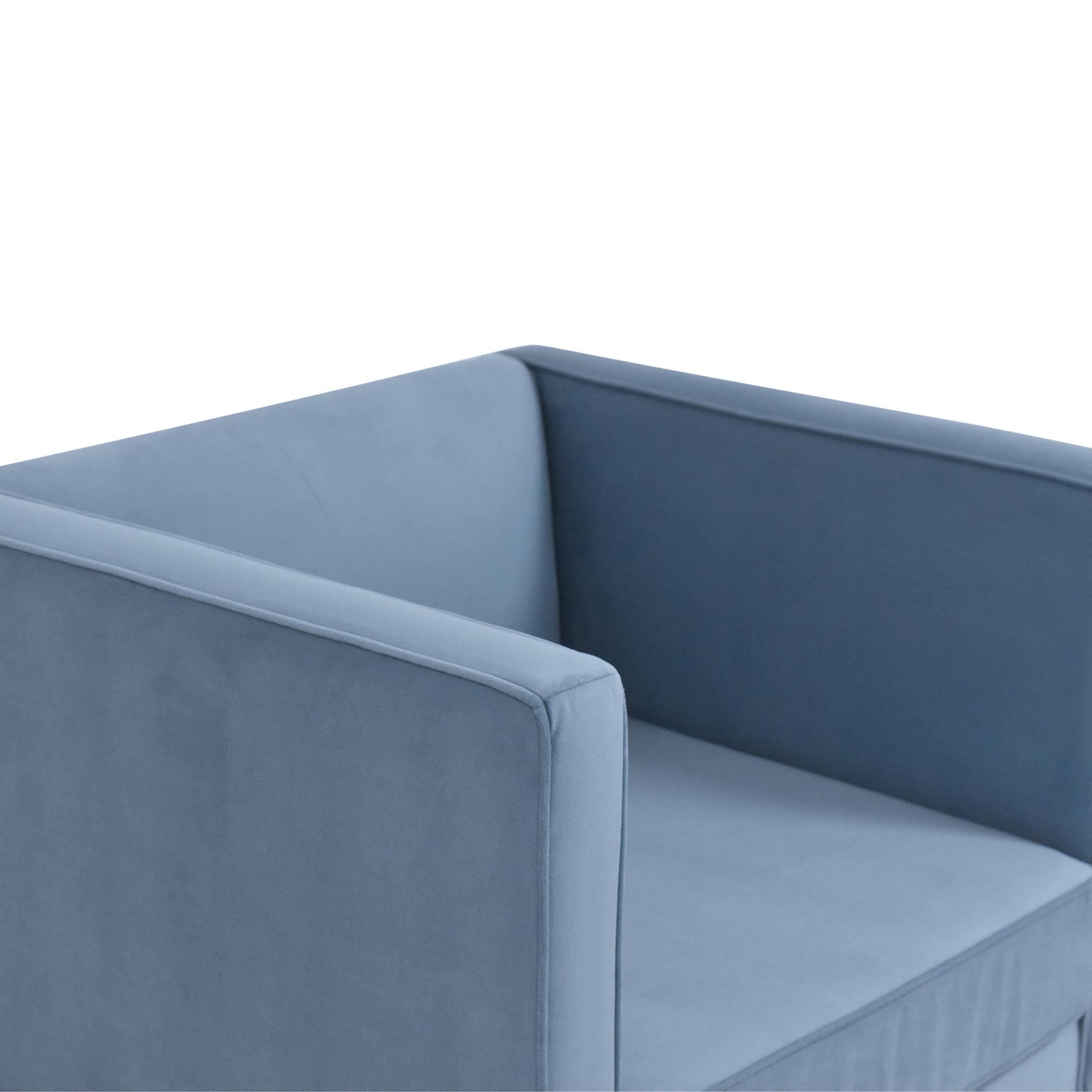 The Inside The Inside Tuxedo Chair