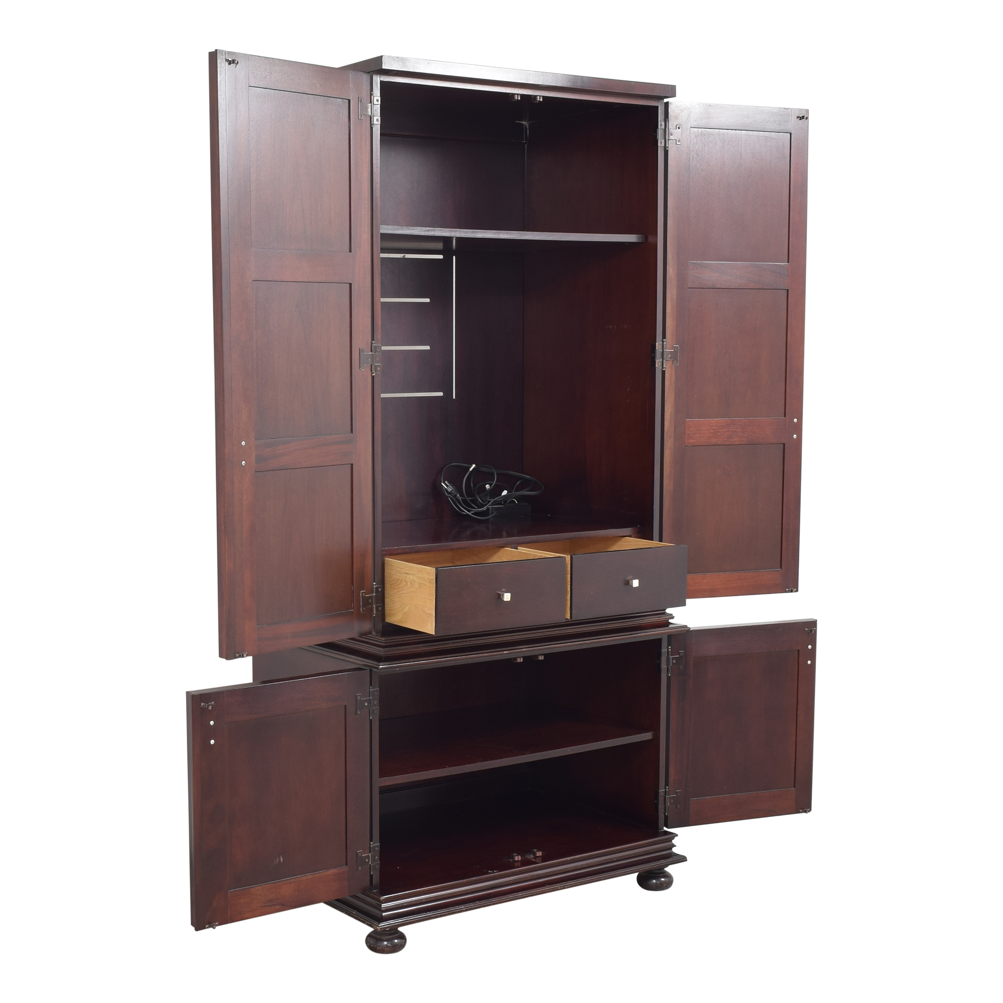 Hickory Chair Thomas O'Brien Collection for Hickory Chair Media Armoire nyc