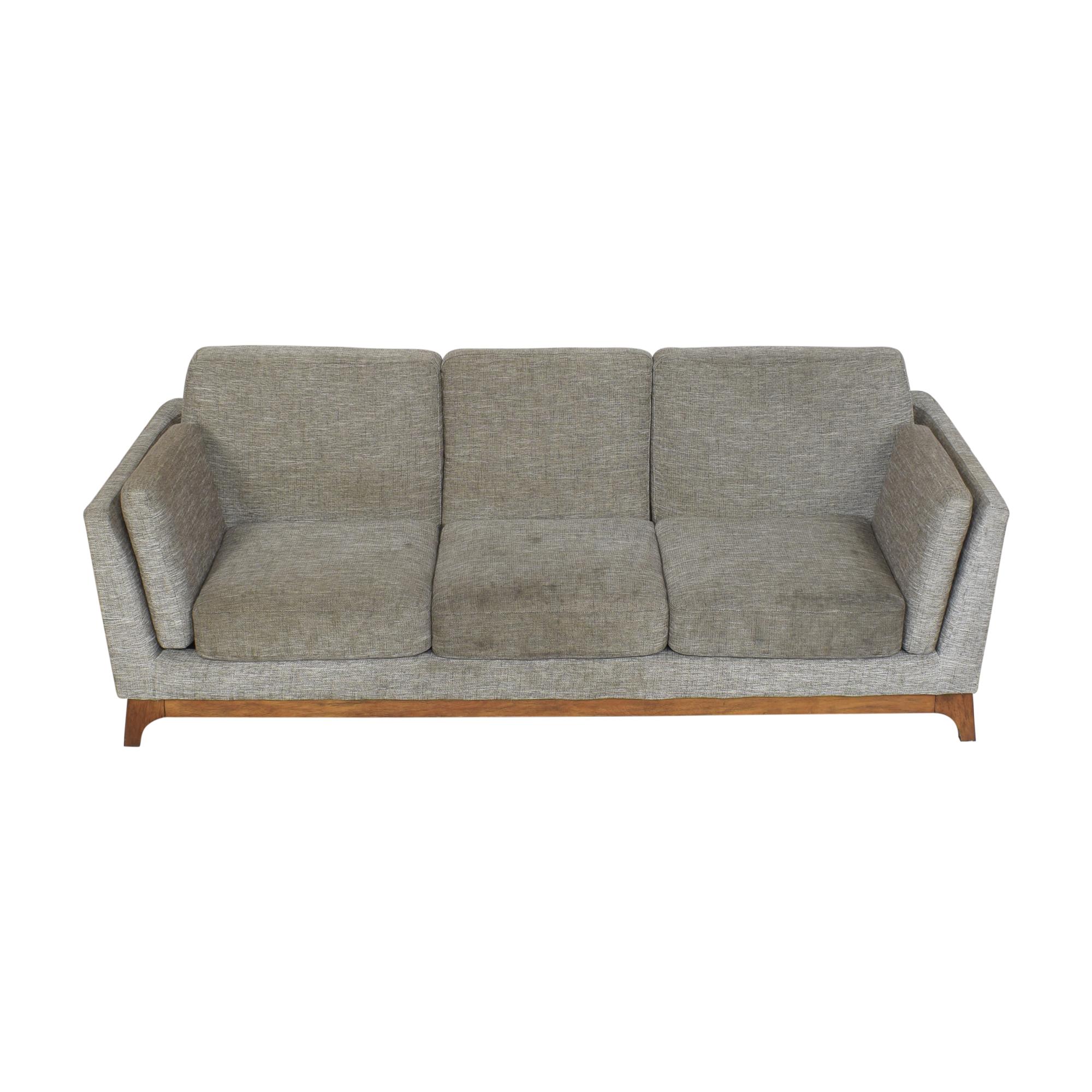 Article Article Ceni Three Cushion Sofa used