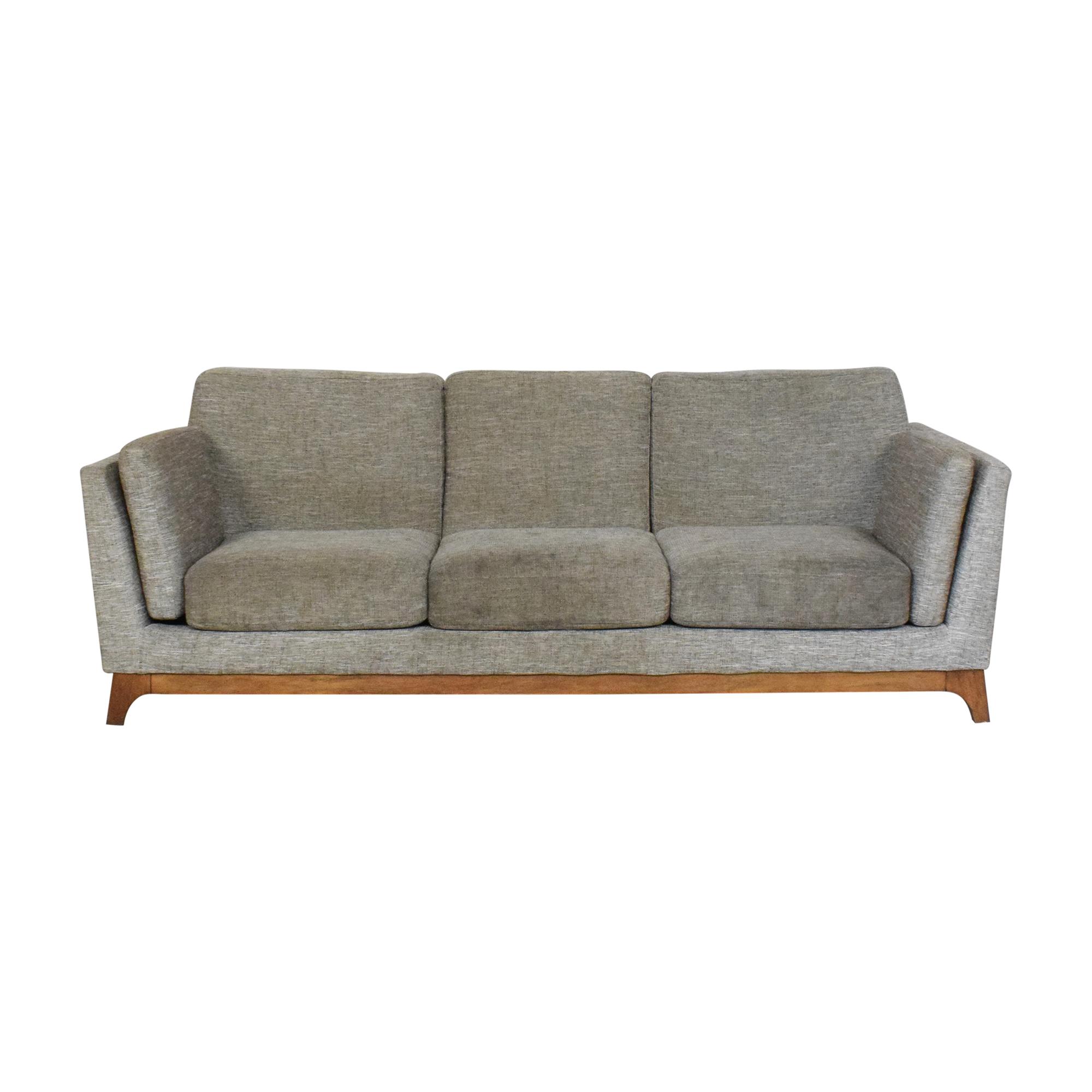 Article Article Ceni Three Cushion Sofa for sale