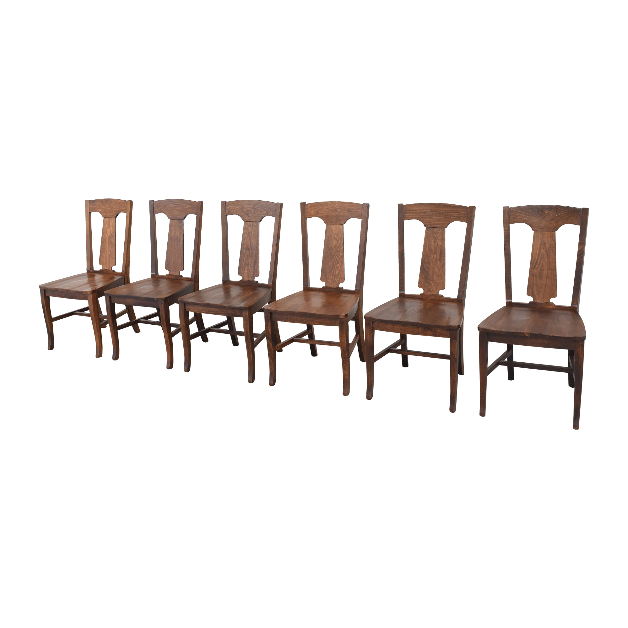Pottery Barn Pottery Barn Loren Dining Side Chairs pa