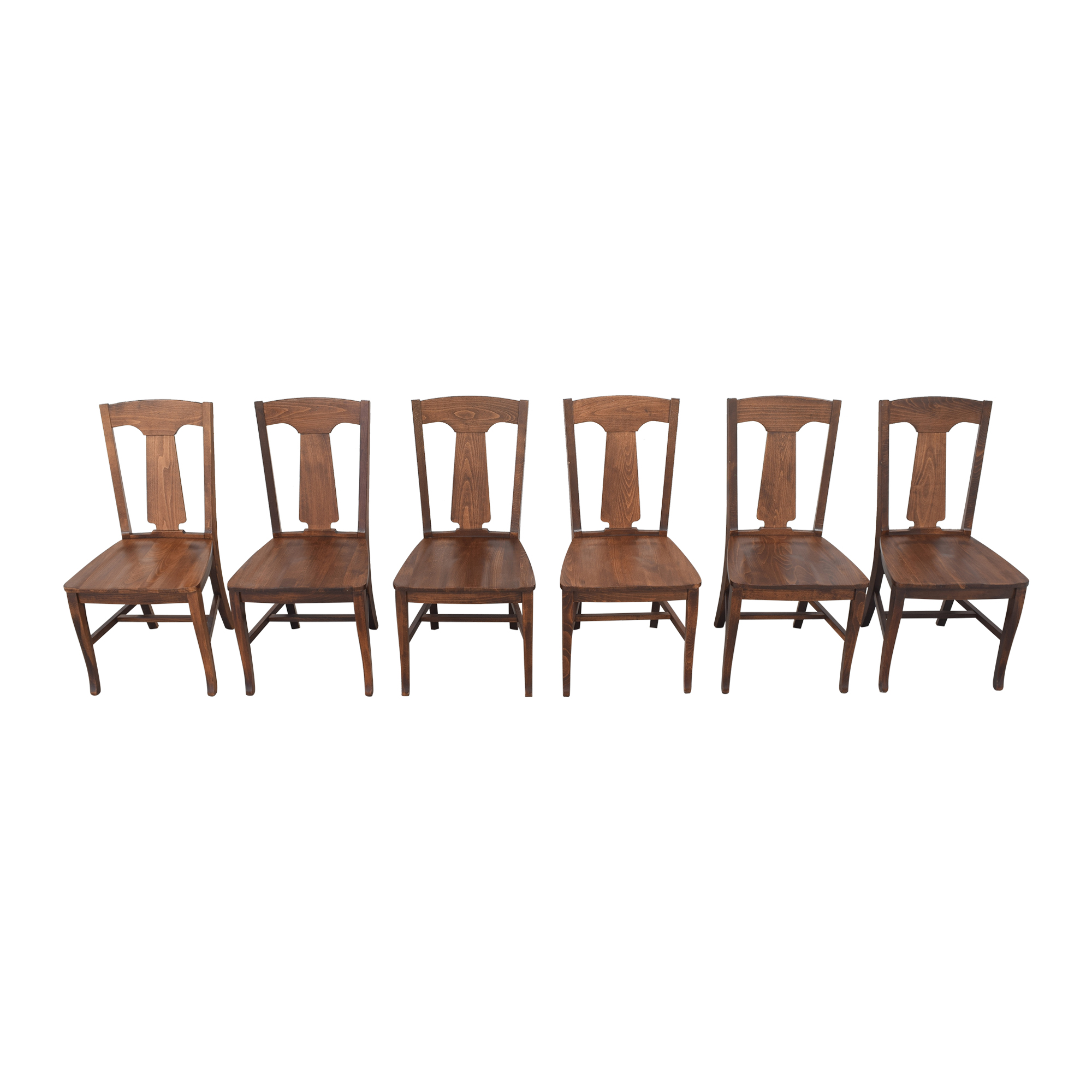 Pottery Barn Pottery Barn Loren Dining Side Chairs Brown