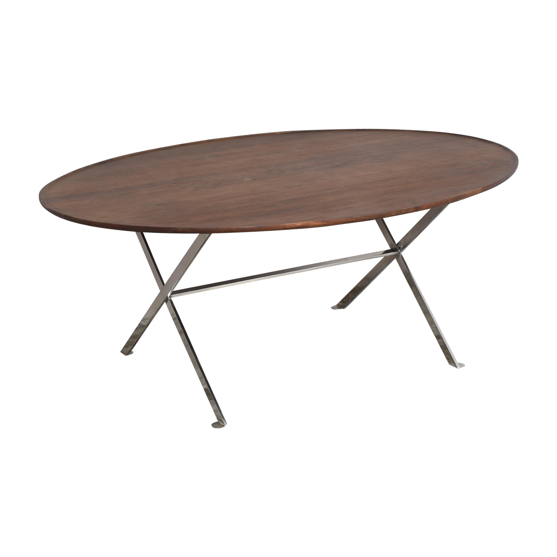 buy CB2 x Ross Cassidy Obaru Dining Table CB2 Dinner Tables