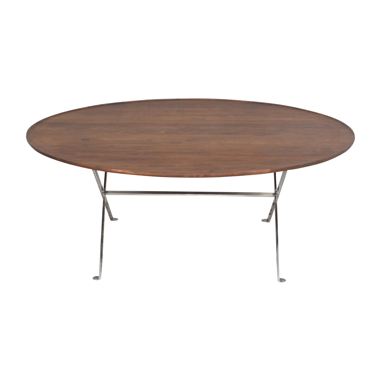 shop CB2 x Ross Cassidy Obaru Dining Table CB2