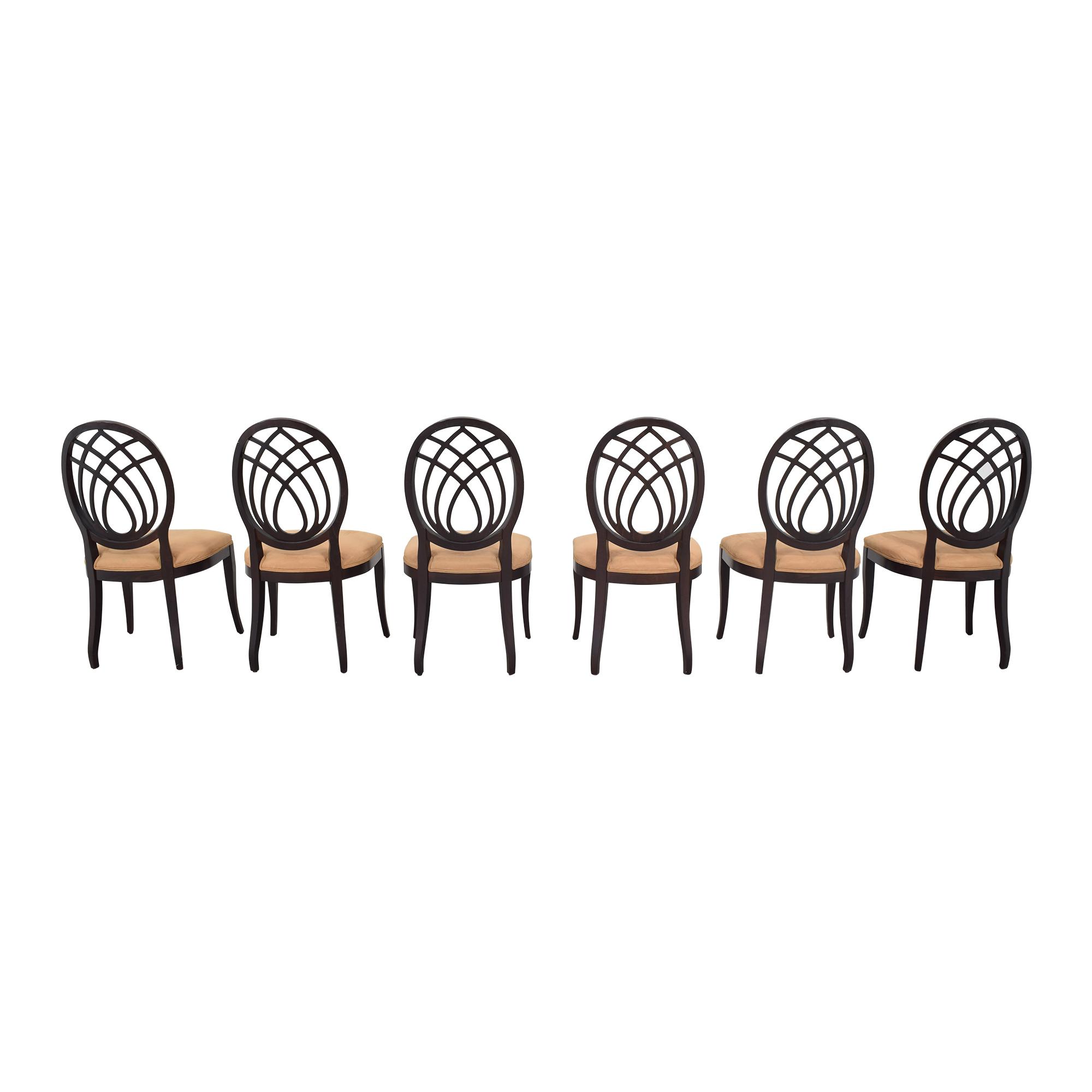 shop Bombay Company Bombay Company Oval Back Dining Side Chairs online