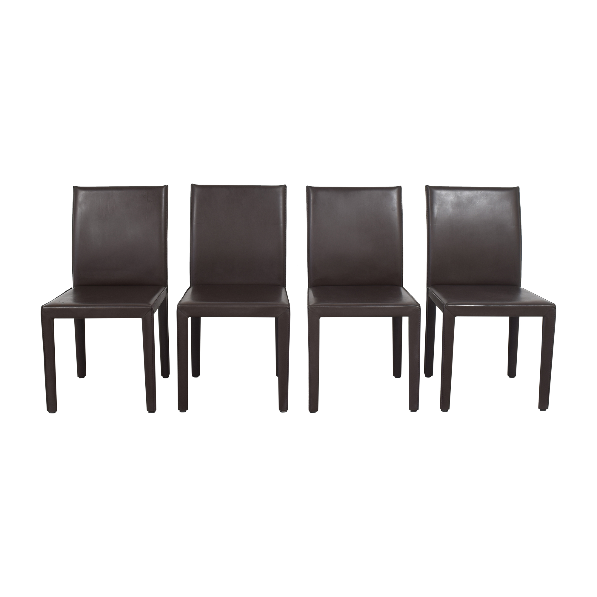 buy Crate & Barrel Folio Dining Chairs by Maria Yee Crate & Barrel Chairs