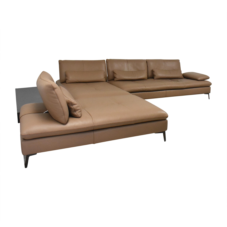 shop Roche Bobois Roche Bobois Scenario Corner Composition Modular Sofa online