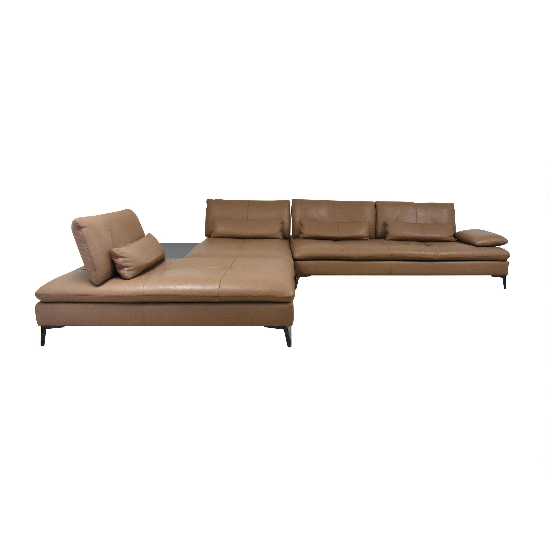 Roche Bobois Roche Bobois Scenario Corner Composition Modular Sofa discount