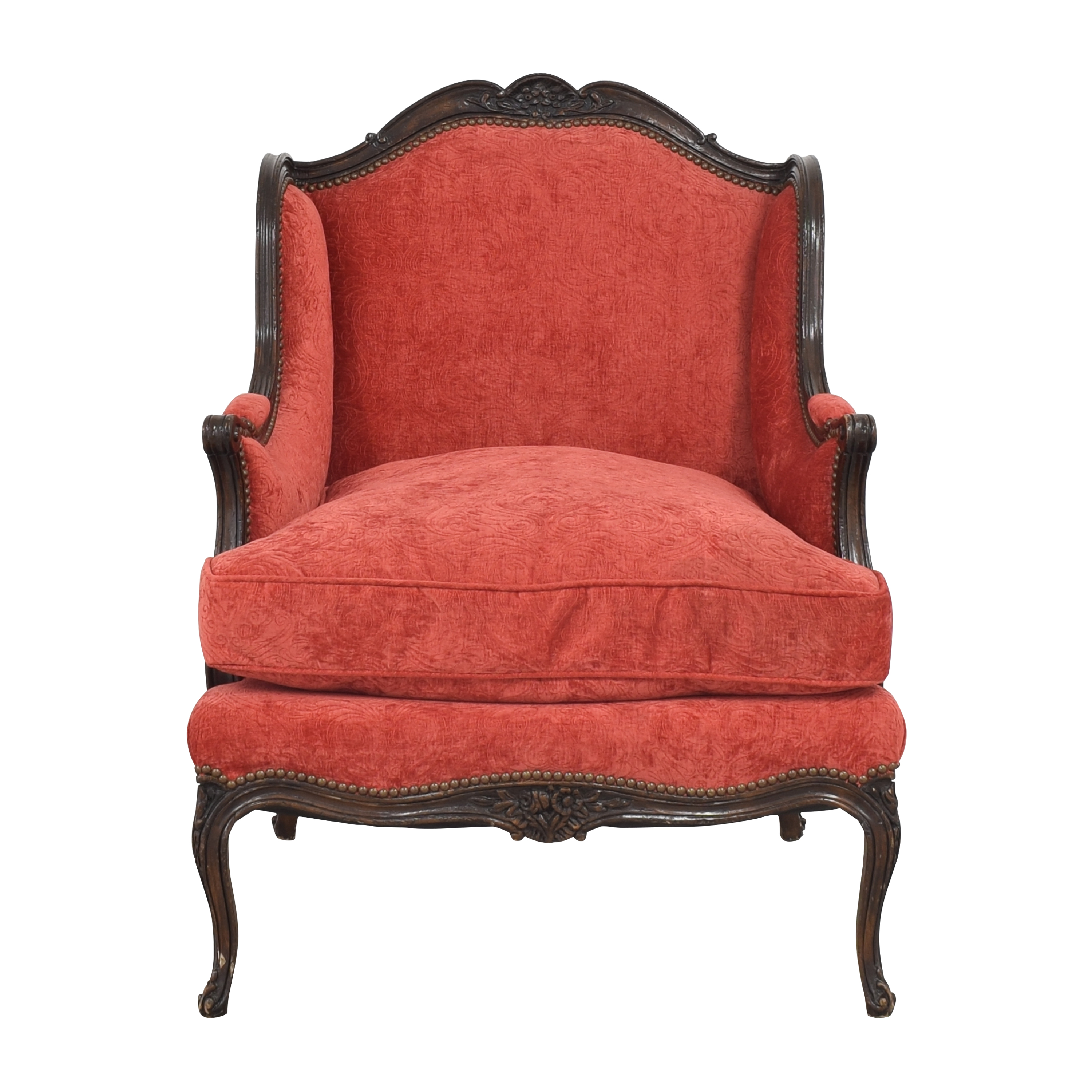 buy Vintage Bergere Accent Chair  Chairs