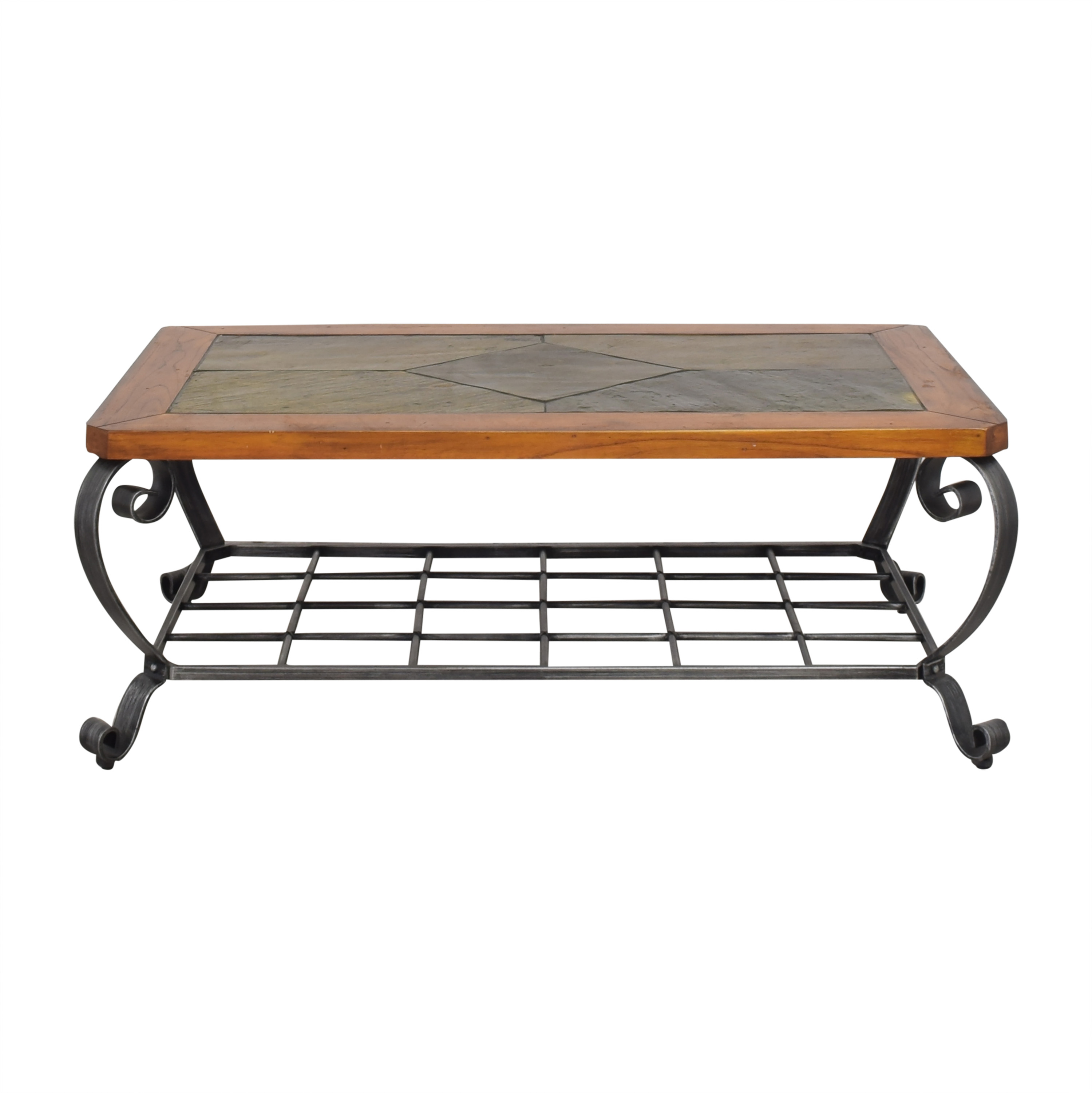 Two Tier Coffee Table on sale