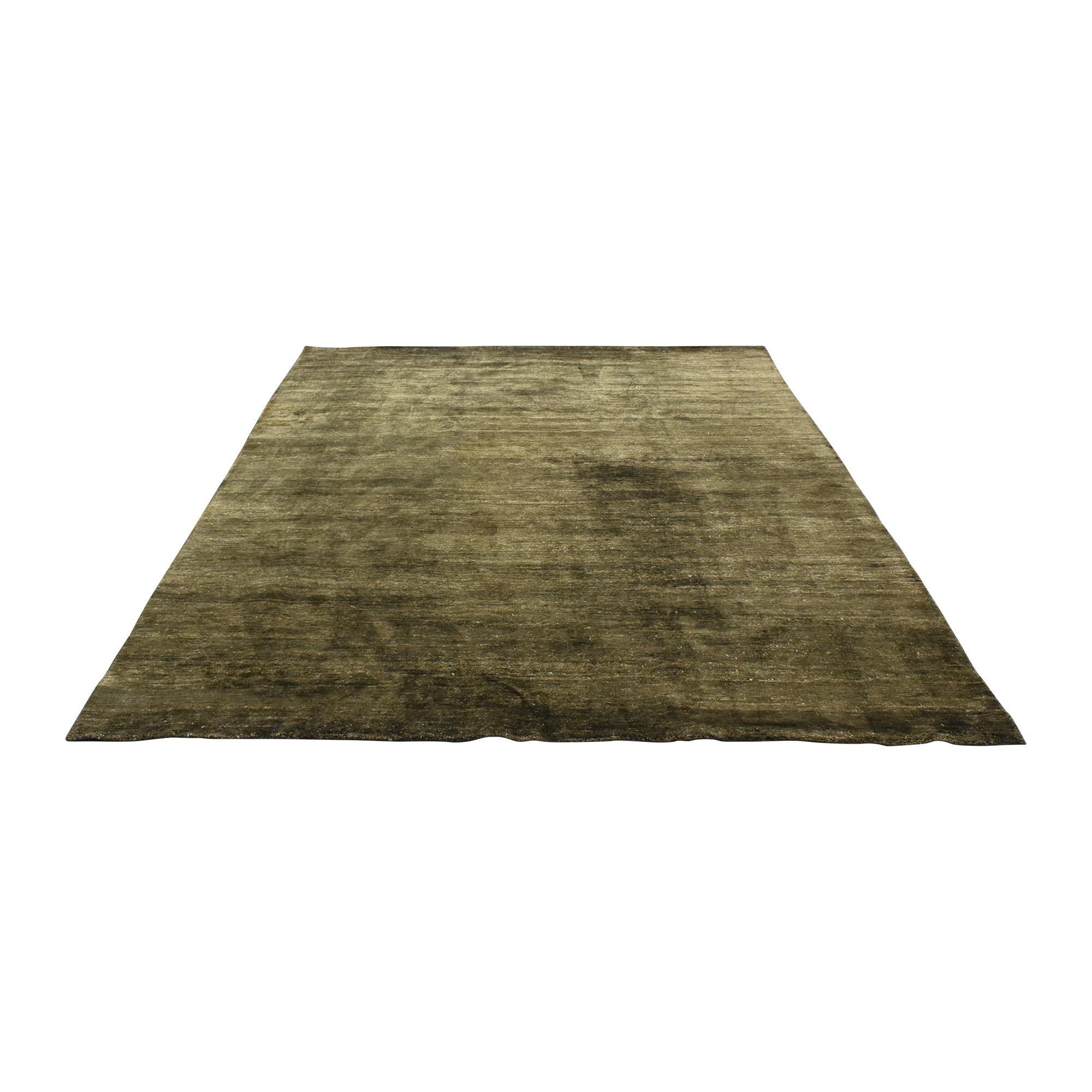 ABC Carpet & Home ABC Carpet & Home Tonal Area Rug for sale