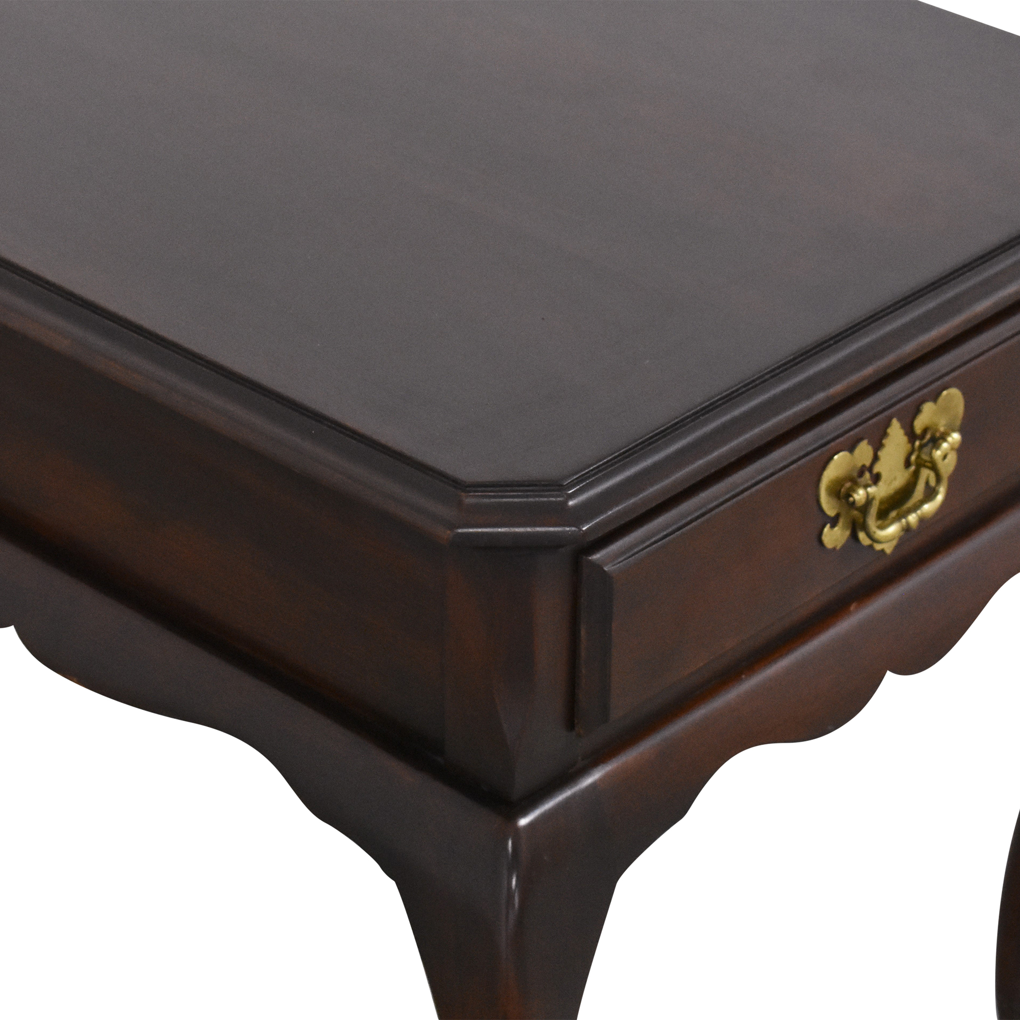 Harden Harden Chippendale-Style End Table nj