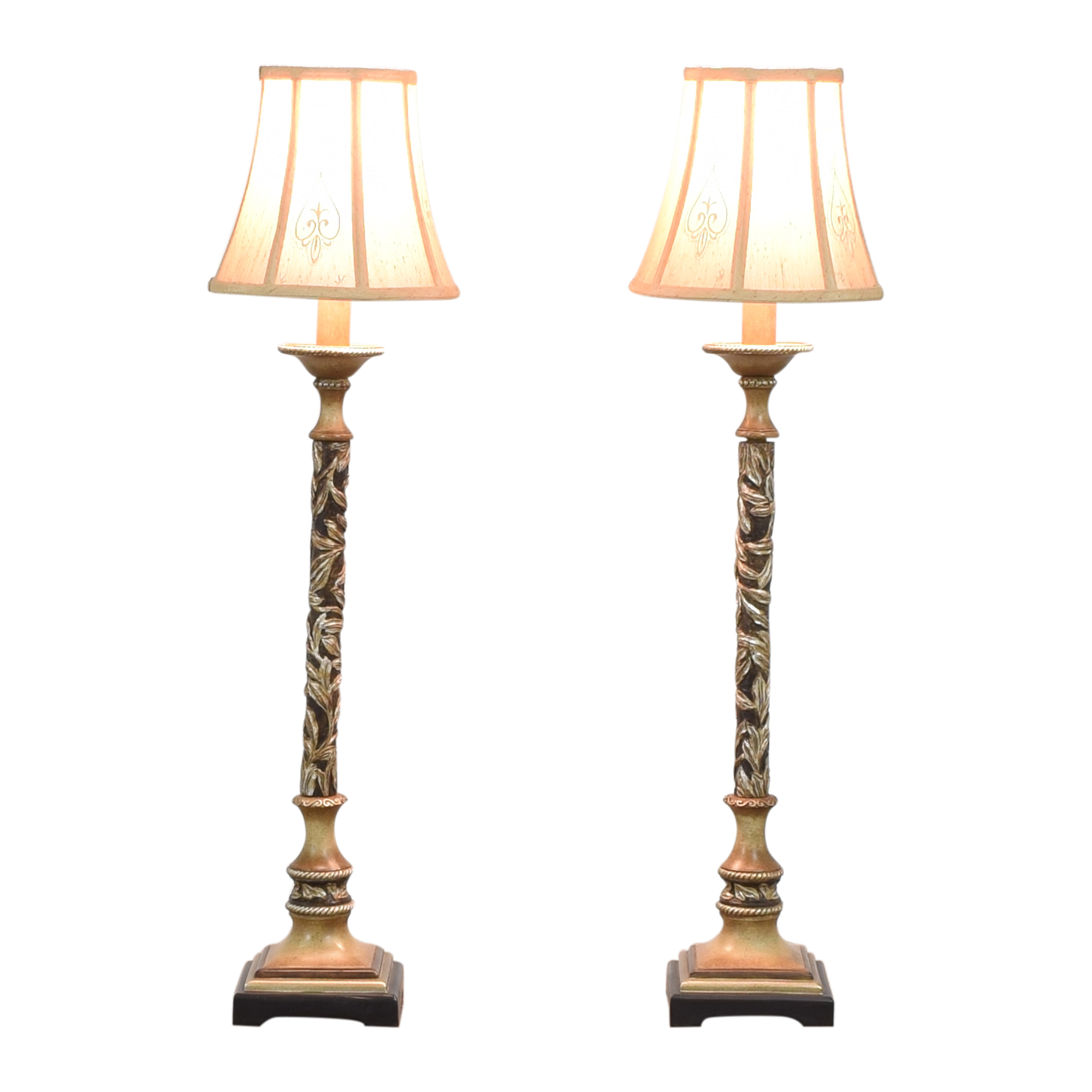 buy Minka Salon Grand Console Table Lamps Minka Decor