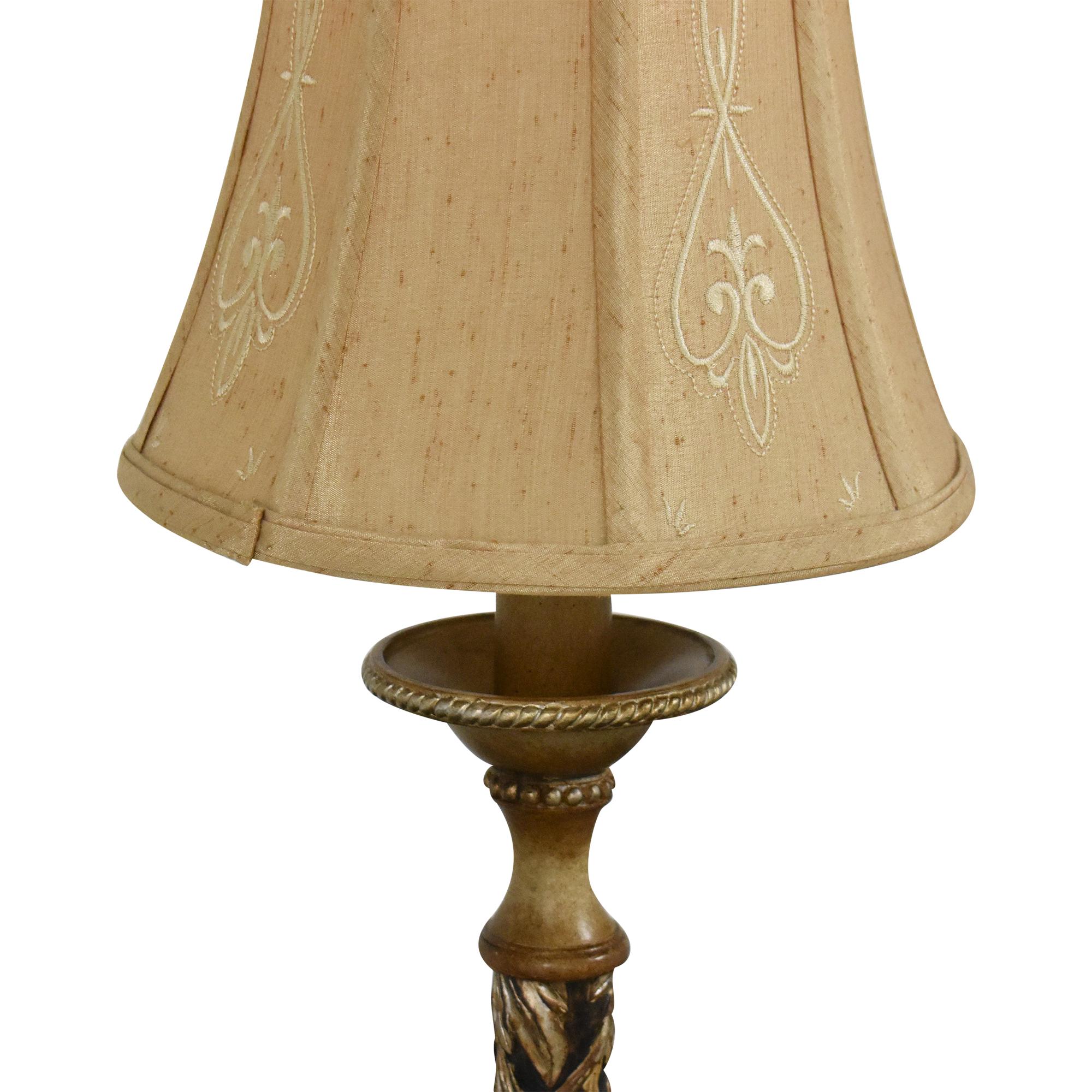 Minka Minka Salon Grand Console Table Lamps nyc