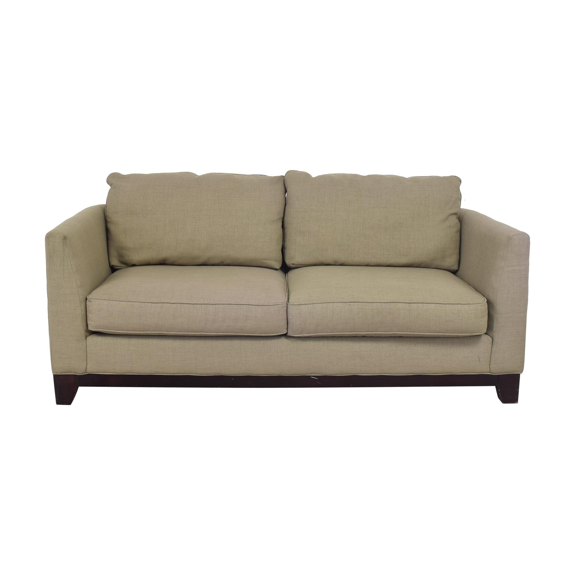 buy Bauhaus Furniture Bauhaus Two Cushion Sofa online