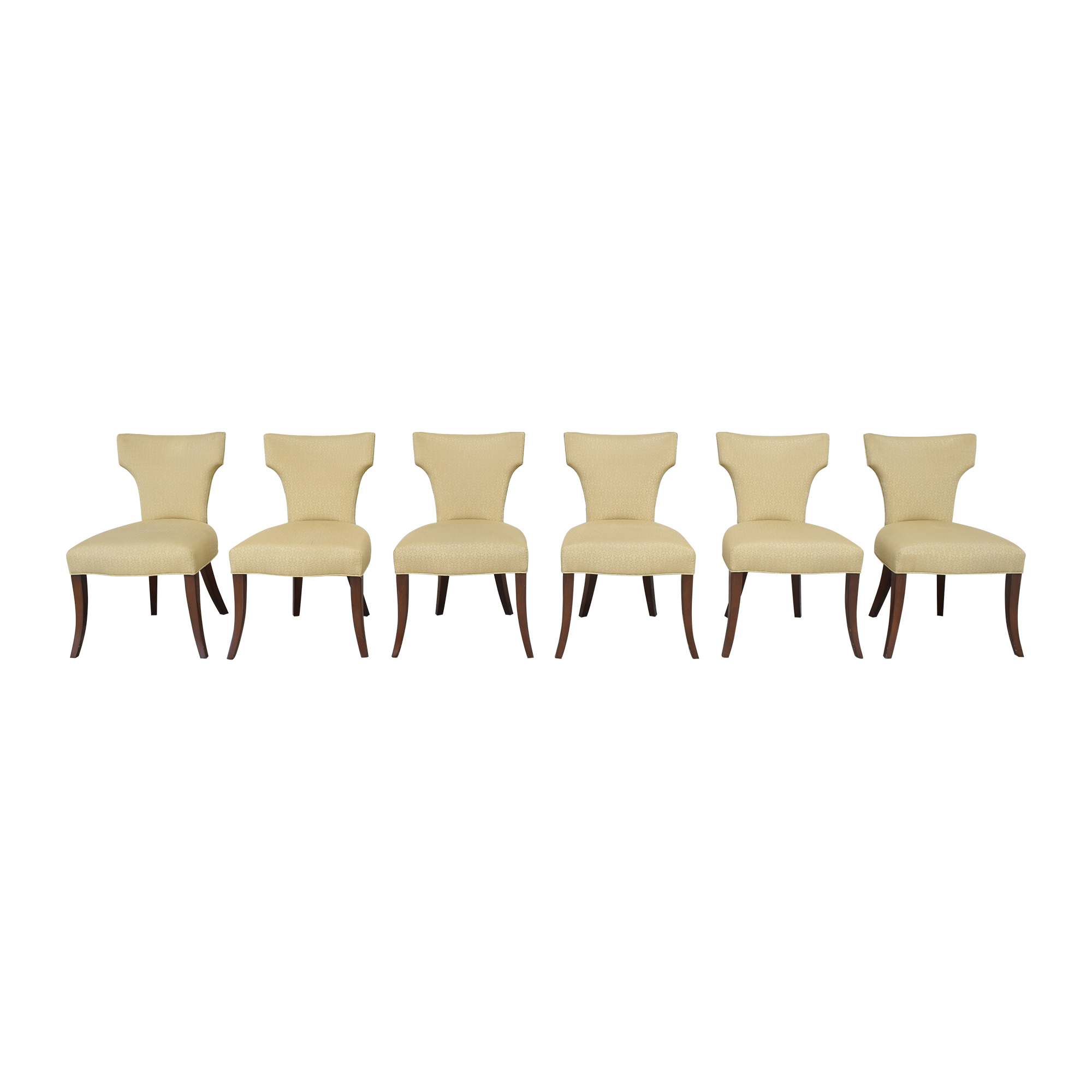 buy Ferrell Mittman Custom Wing Dining Chairs Ferrell Mittman