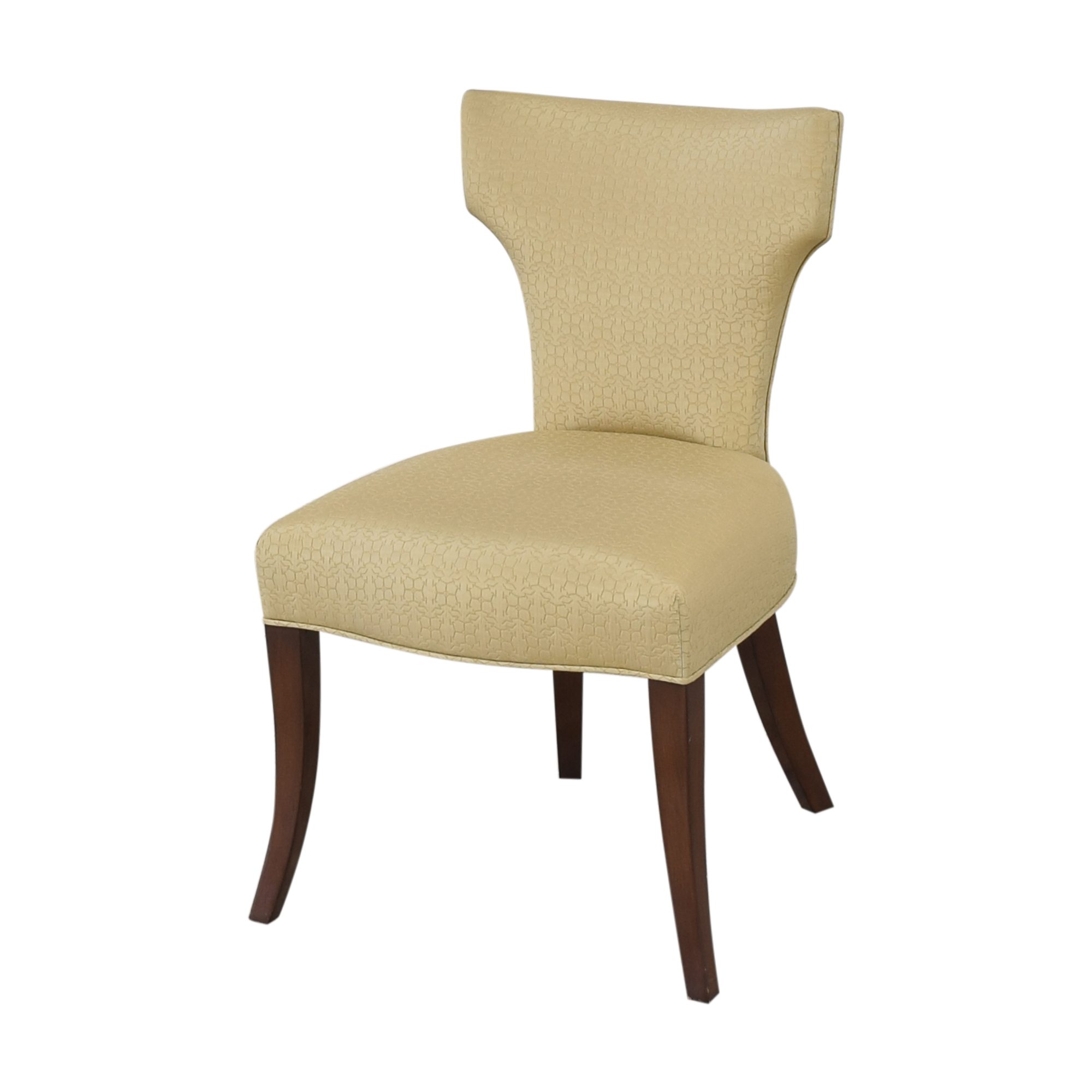 Ferrell Mittman Ferrell Mittman Custom Wing Dining Chairs pa