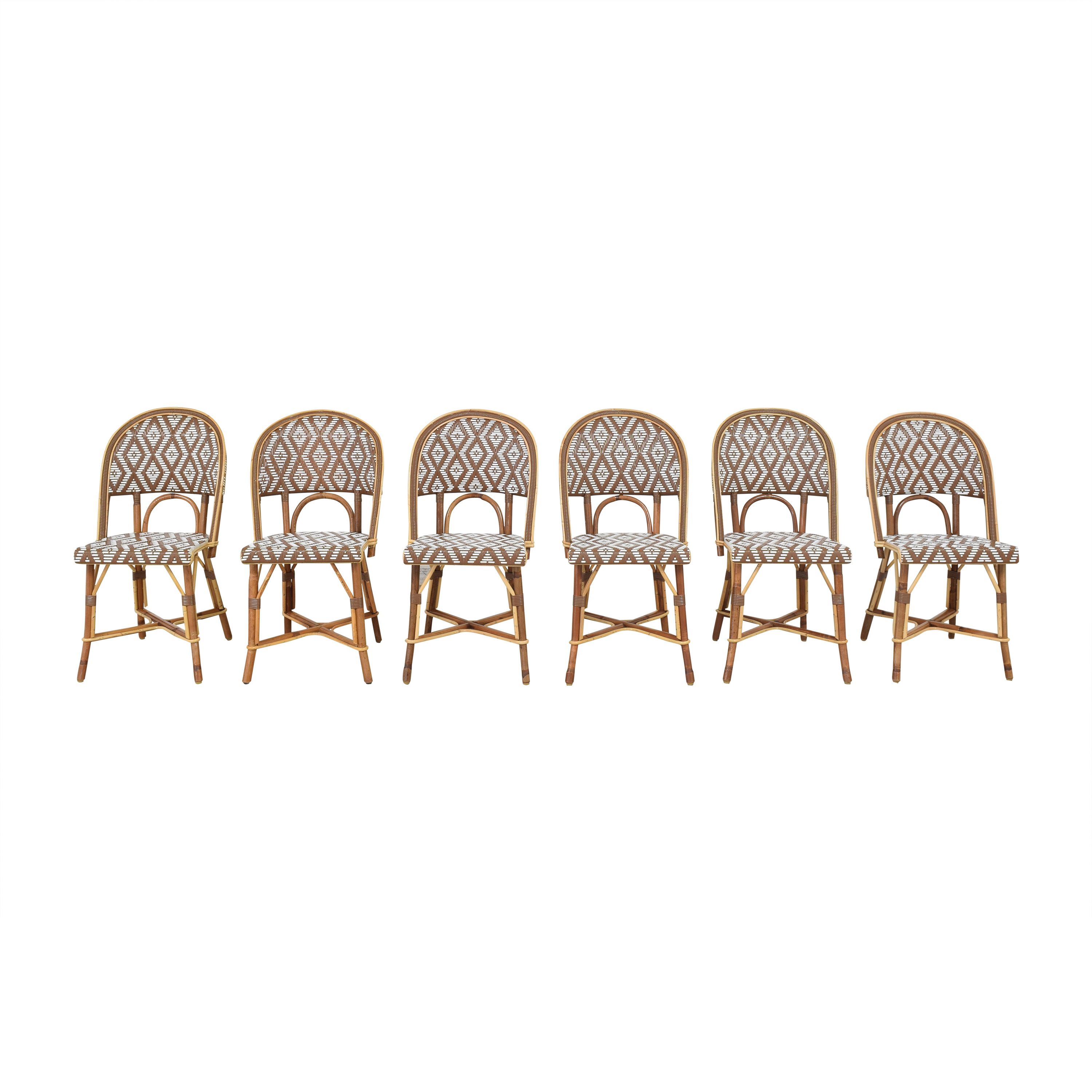 French-Style Bistro Chairs on sale