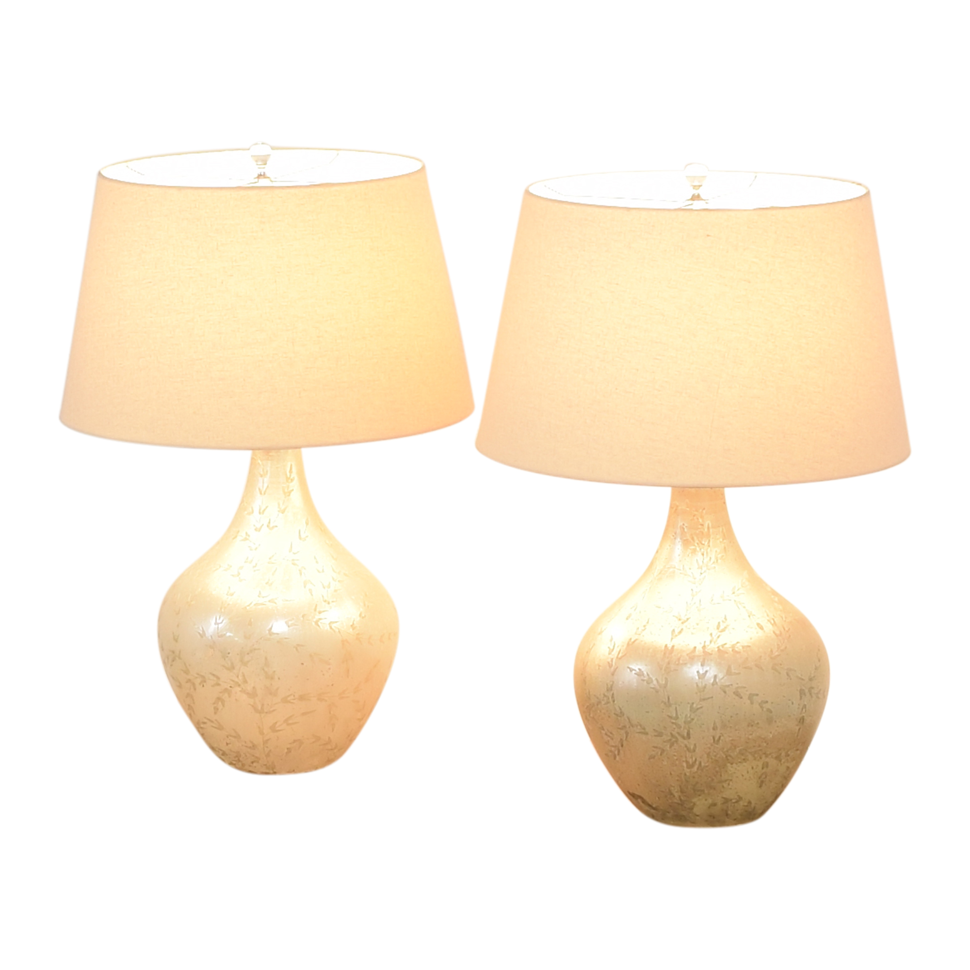 Tanner & Kenzie Tanner & Kenzie Bedside Table Lamps nyc