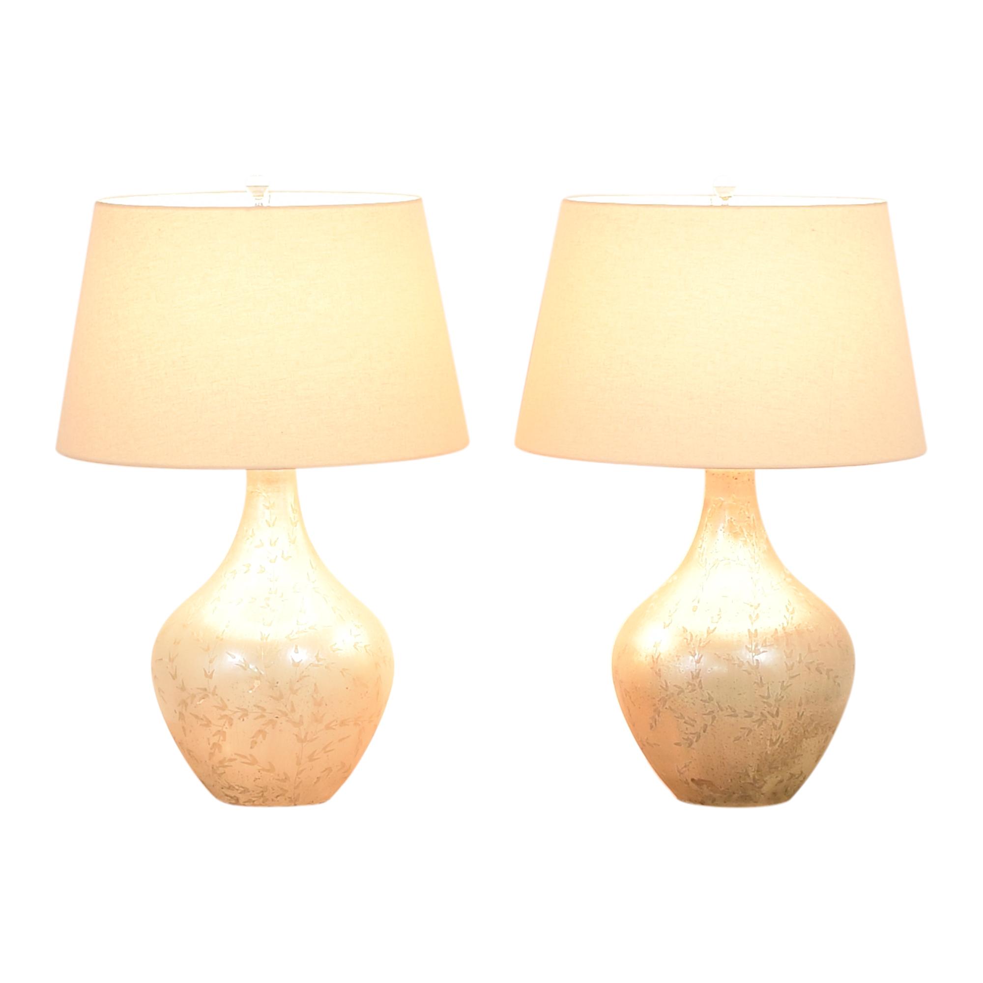 shop Tanner & Kenzie Bedside Table Lamps Tanner & Kenzie Decor