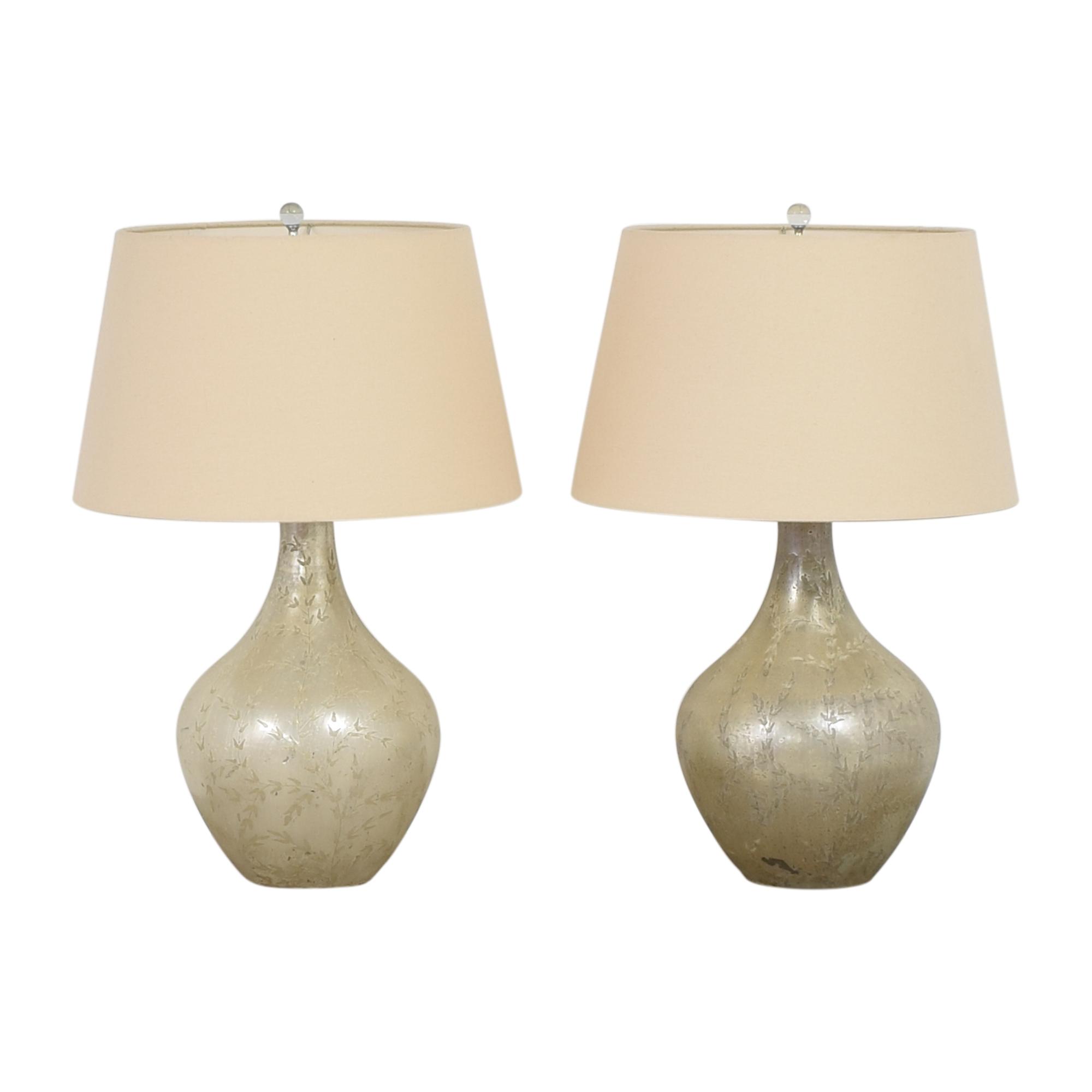 shop Tanner & Kenzie Bedside Table Lamps Tanner & Kenzie Lamps