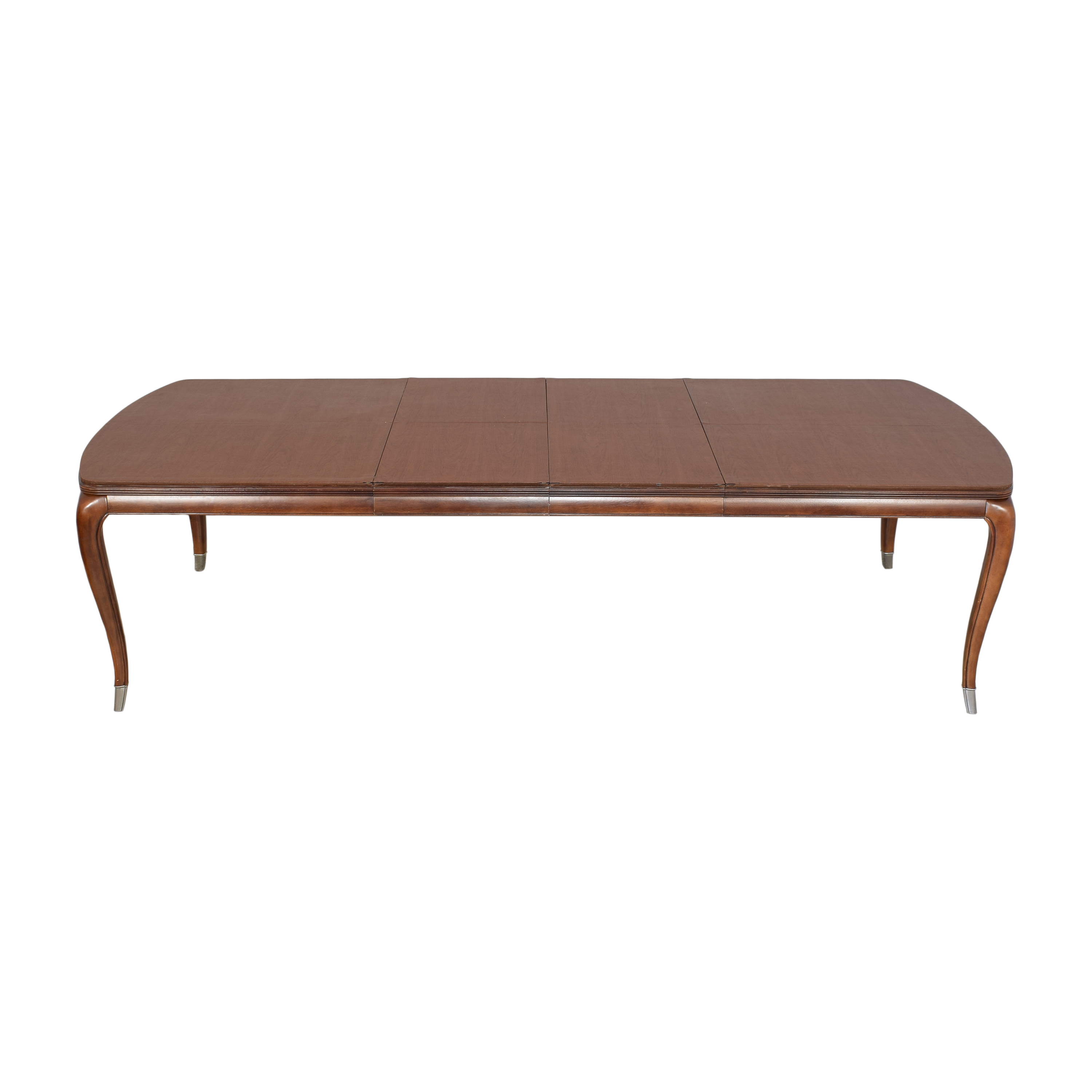 shop Thomasville Bogart Collection Extendable Dining Table Thomasville Tables