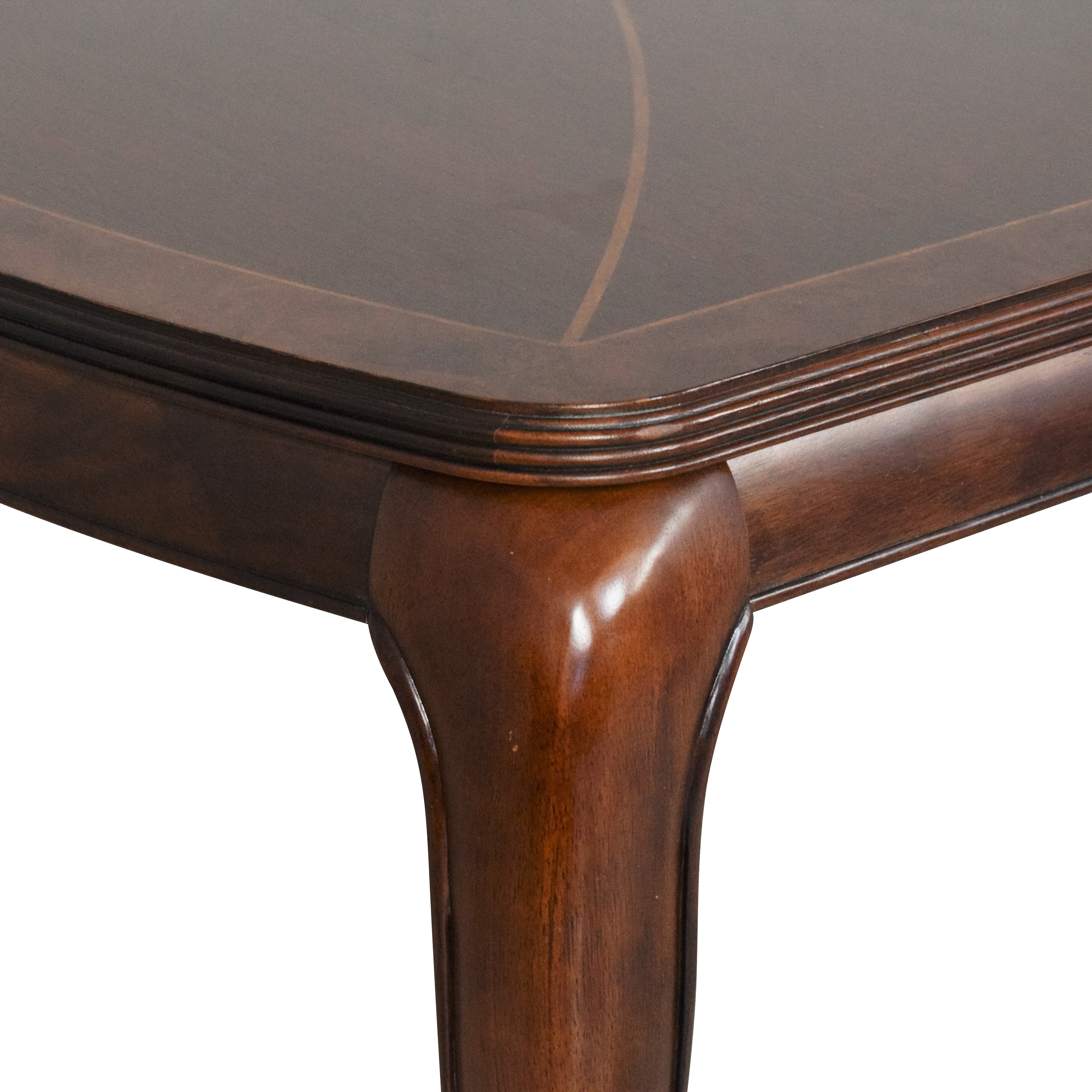 Thomasville Thomasville Bogart Collection Extendable Dining Table Tables