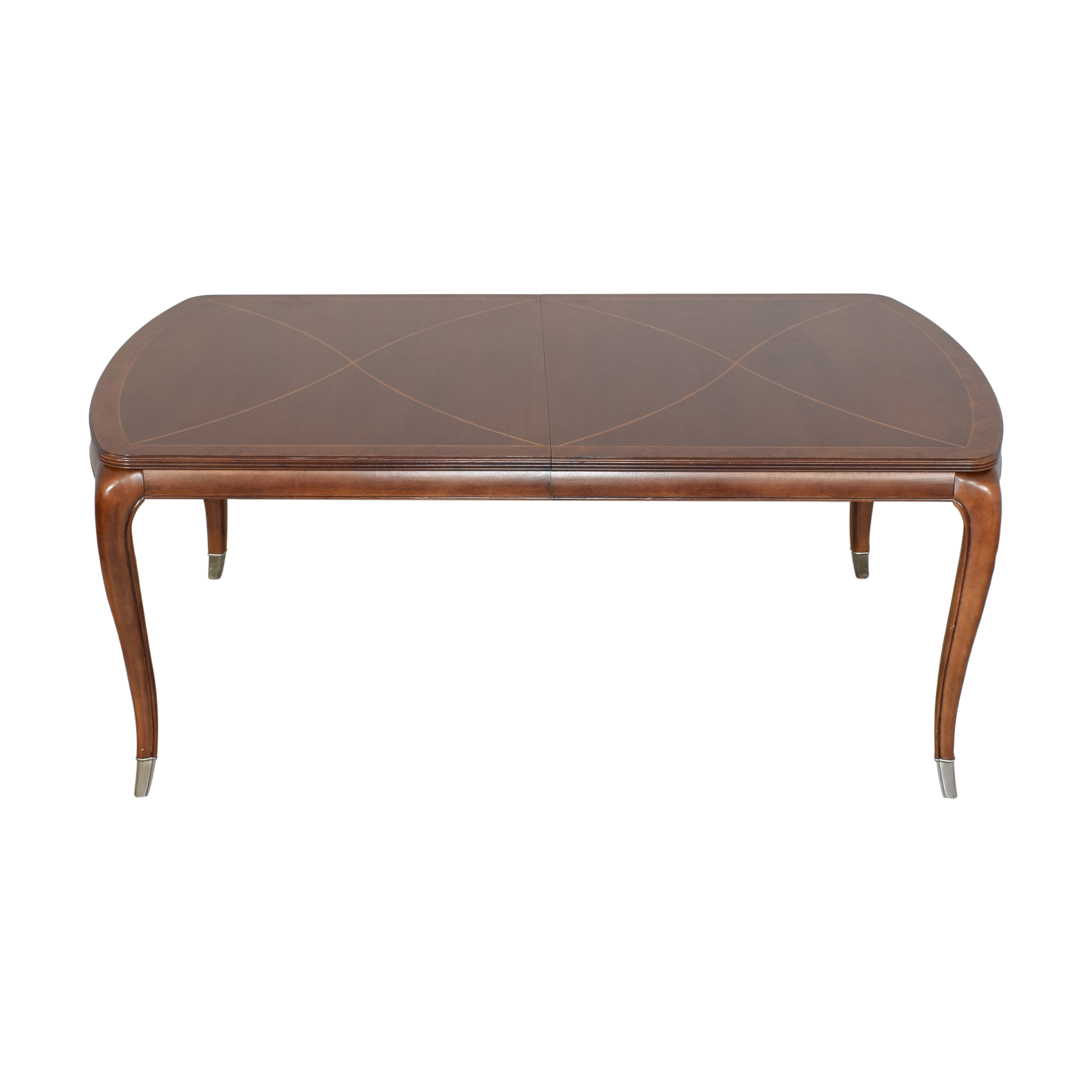 Thomasville Thomasville Bogart Collection Extendable Dining Table ma
