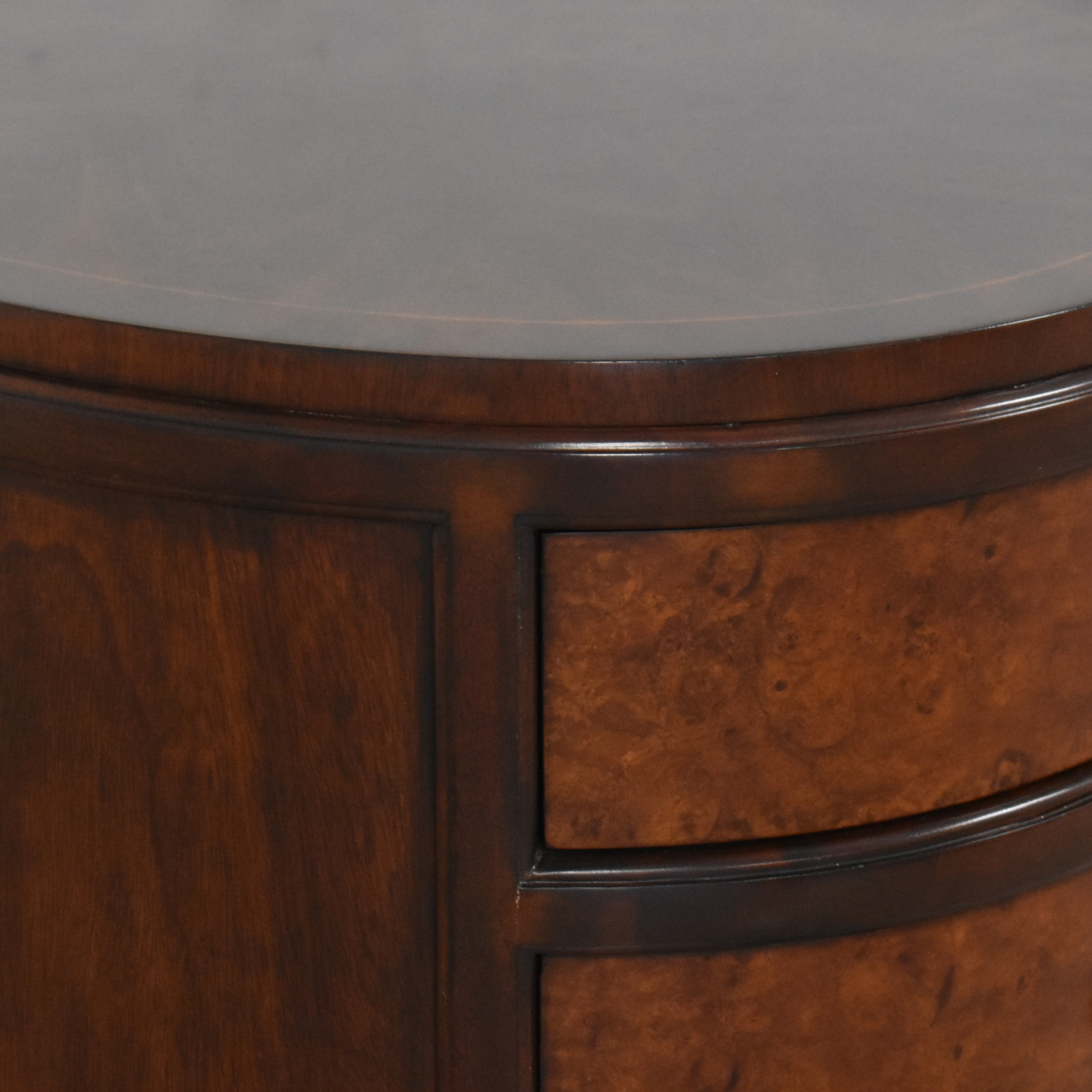 Thomasville Thomasville Bogart Collection End Table coupon