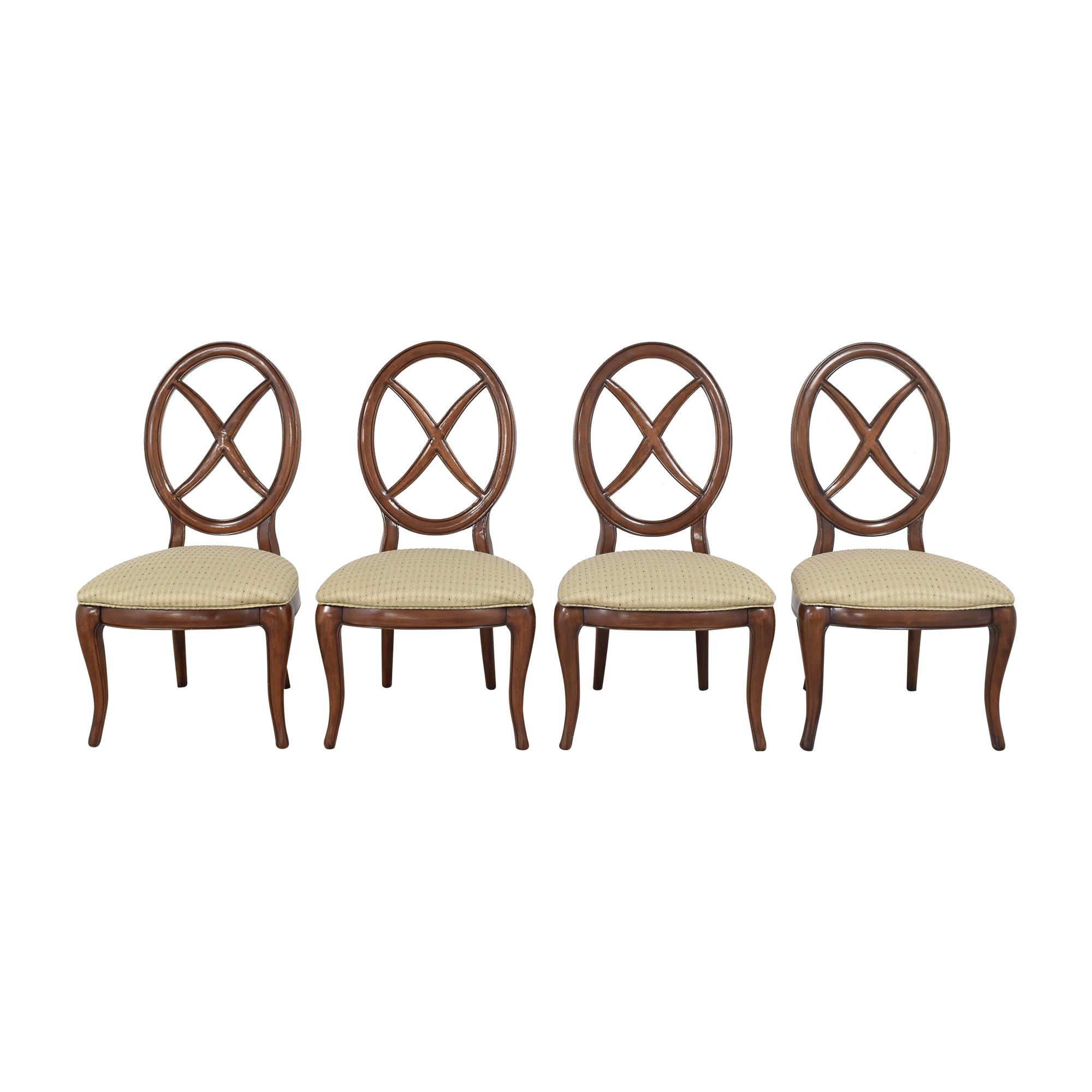 Thomasville Thomasville Bogart Dining Chairs Chairs