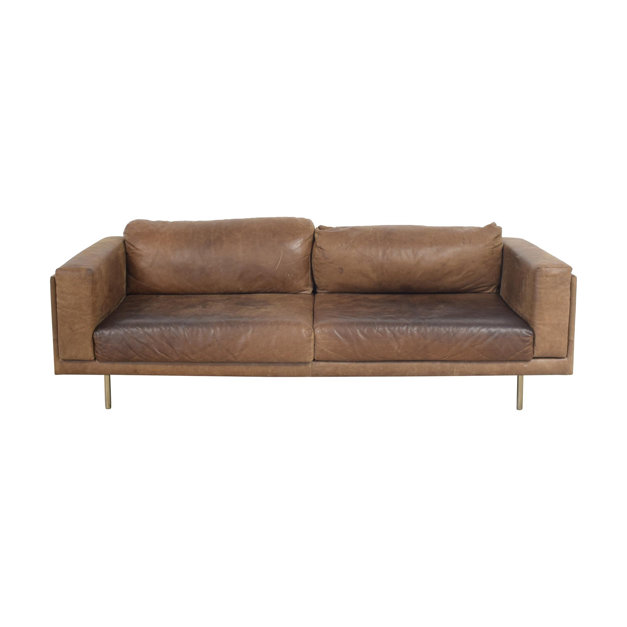 West Elm Dempsey Sofa sale