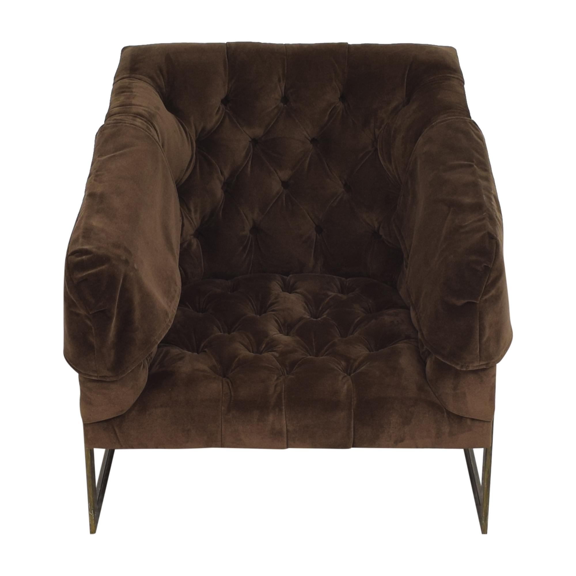 shop Safavieh Safavieh Tufted Accent Chair online
