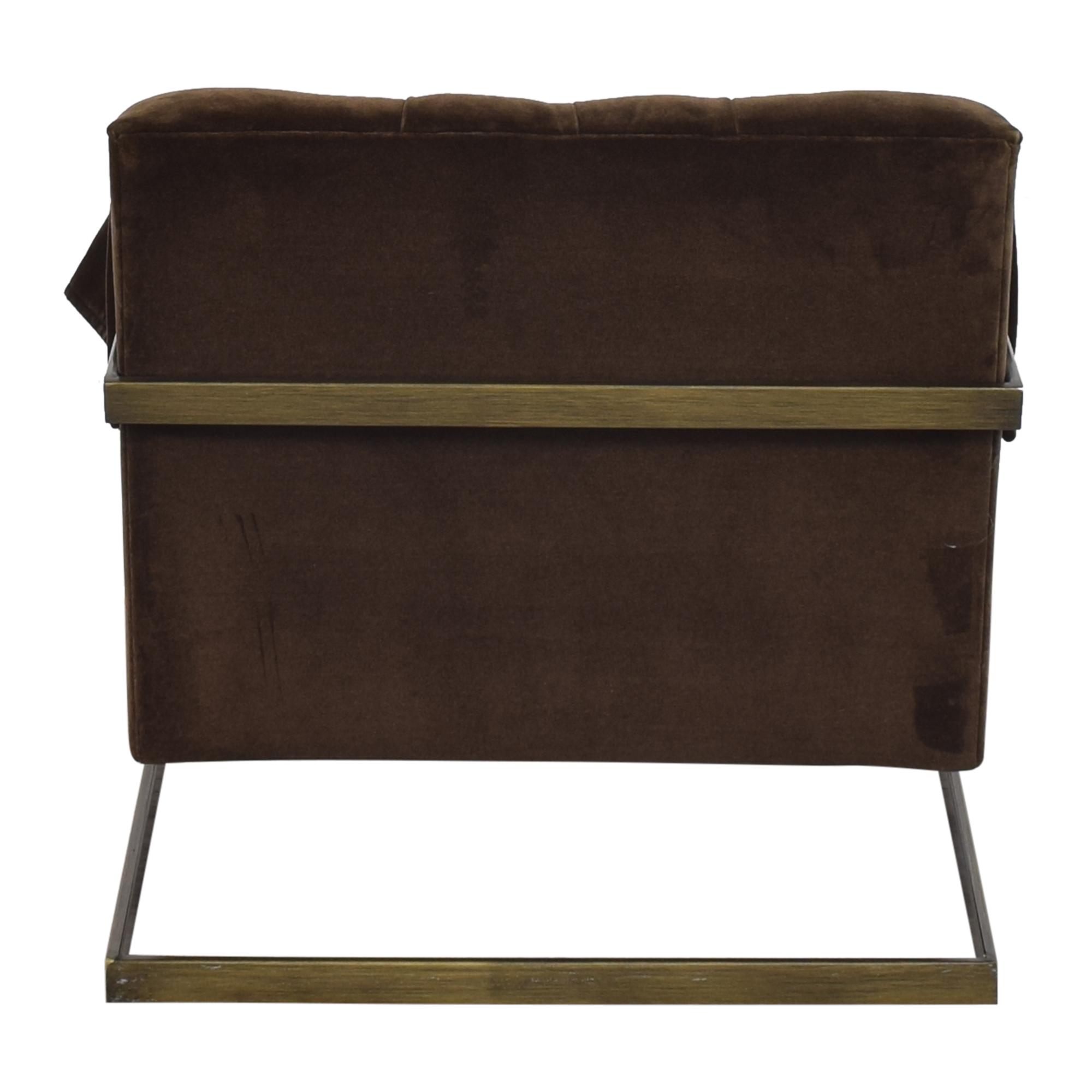Safavieh Tufted Accent Chair Safavieh