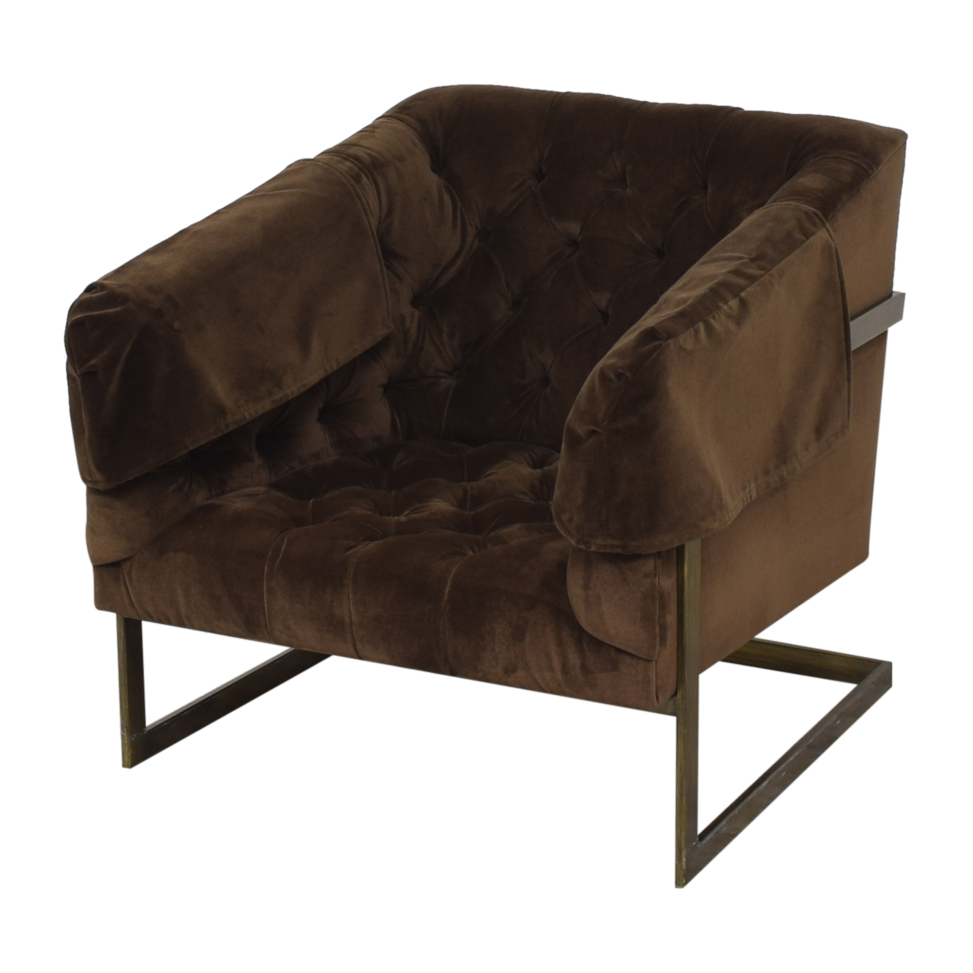 Safavieh Tufted Accent Chair / Accent Chairs