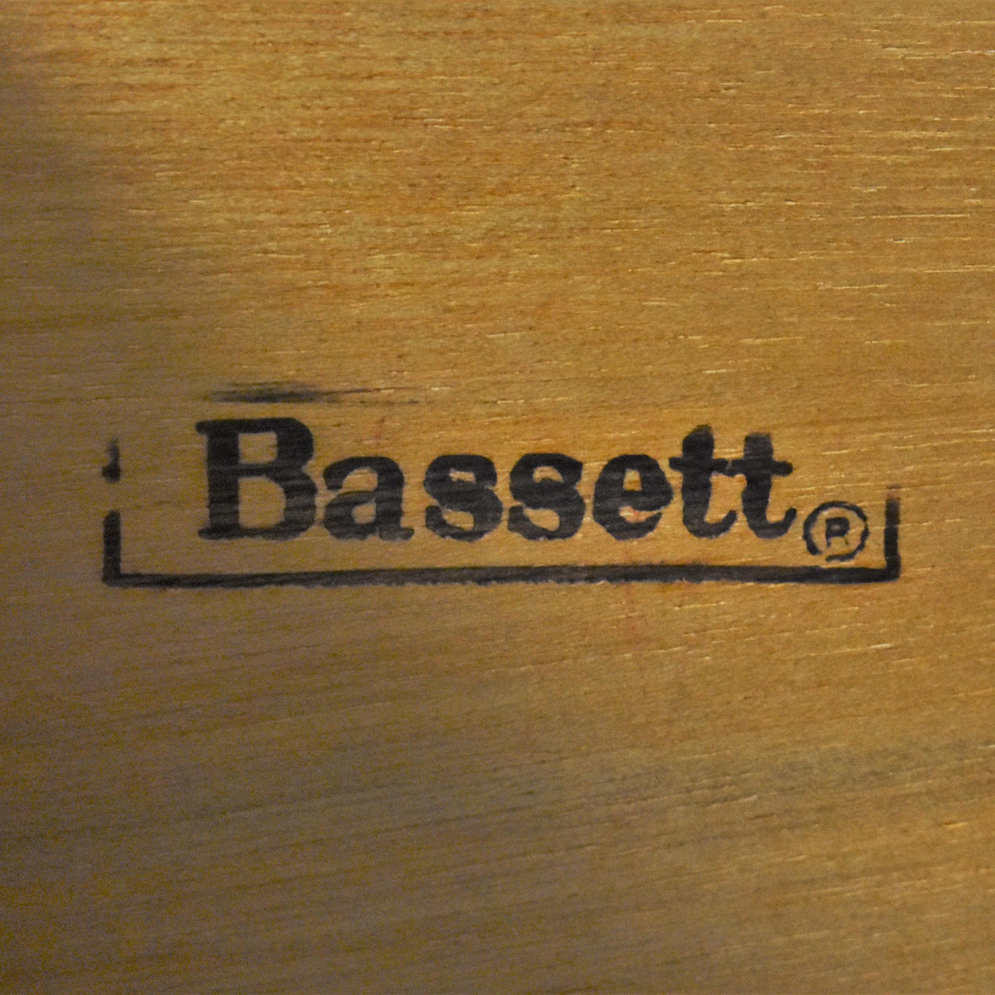 buy Bassett Furniture Basset Three Drawer Armoire online