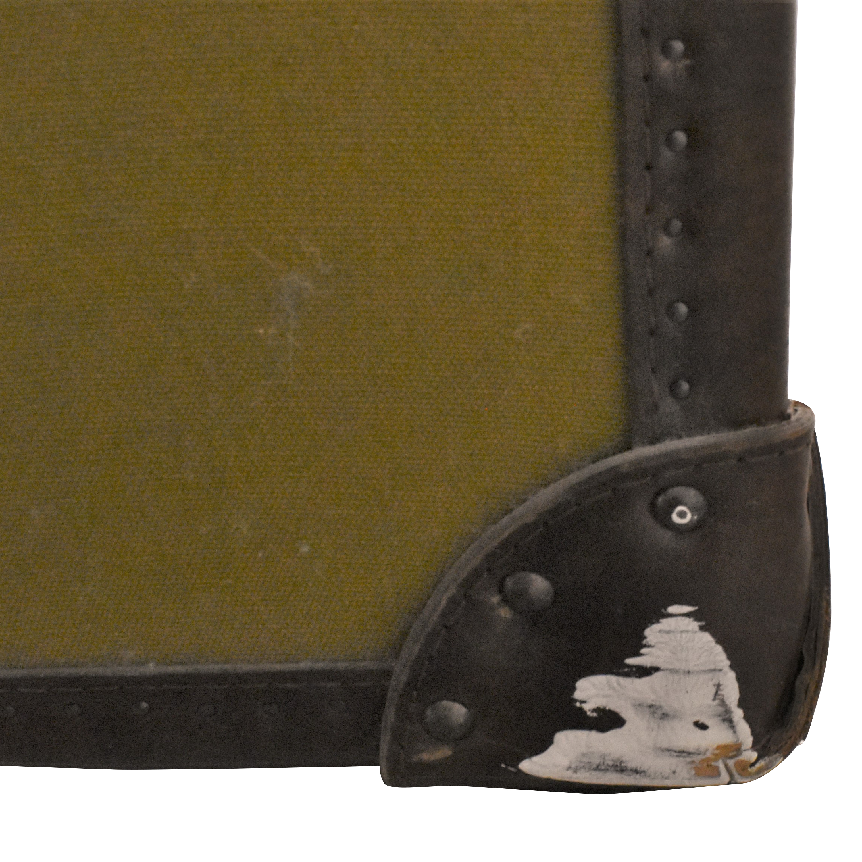 Restoration Hardware Restoration Hardware Mayfair Steamer Trunk Chest