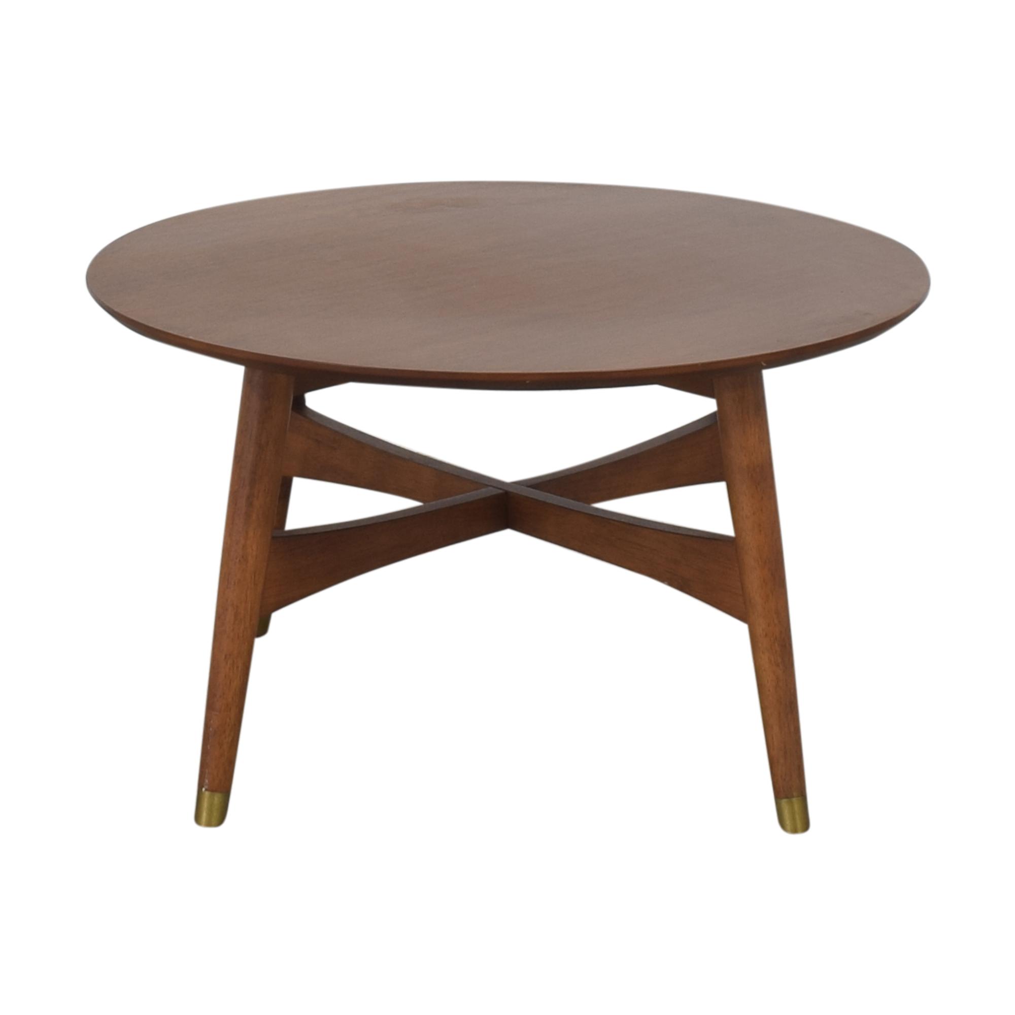 West Elm West Elm Reeve Mid-Century Coffee Table nyc