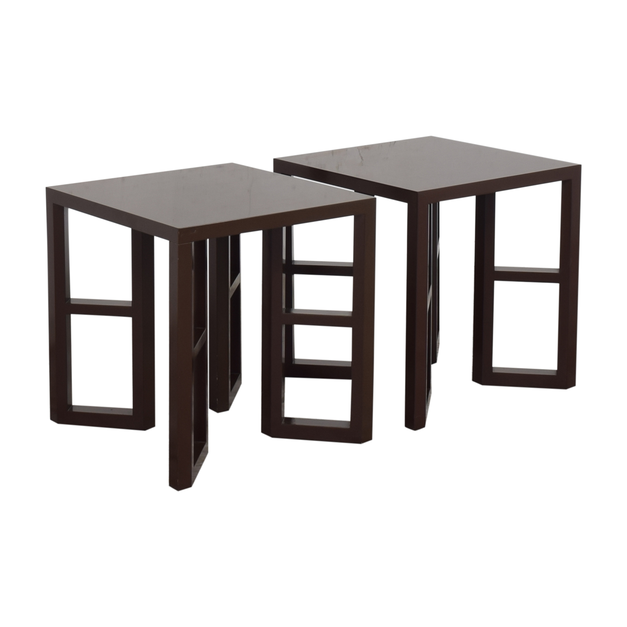 Bungalow 5 Bungalow 5 Modern Side Tables used