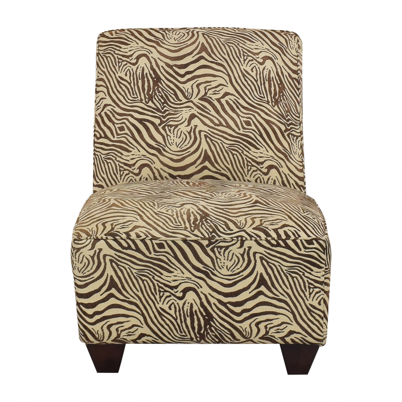 buy  Animal Print Slipper Chair online