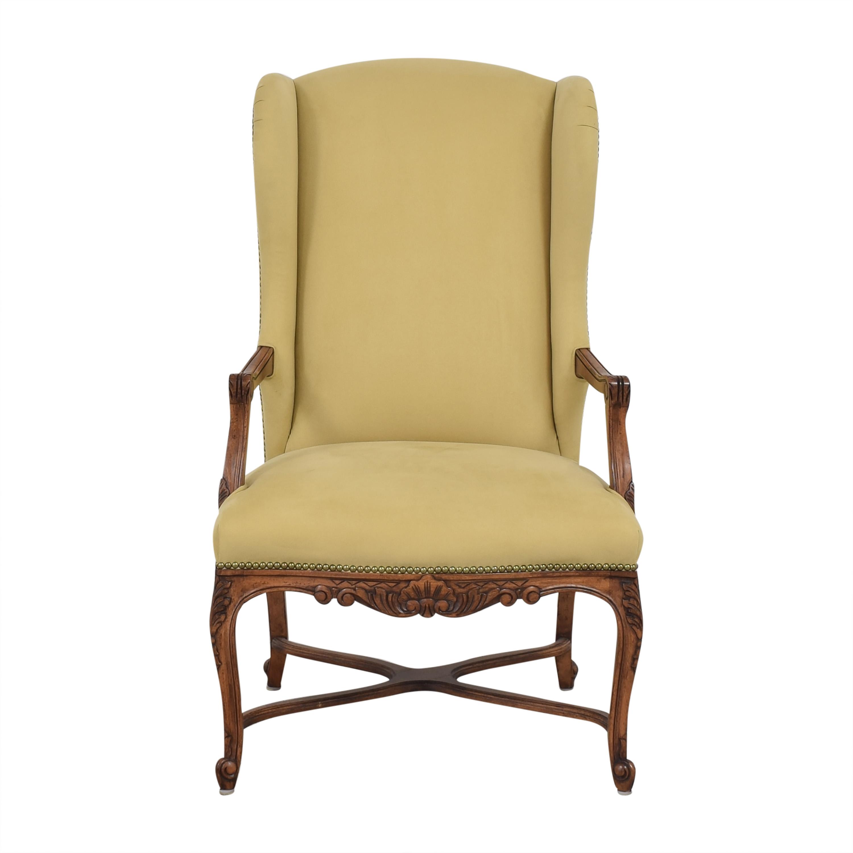 Fremarc Designs Fremarc Designs Wing Chair dimensions