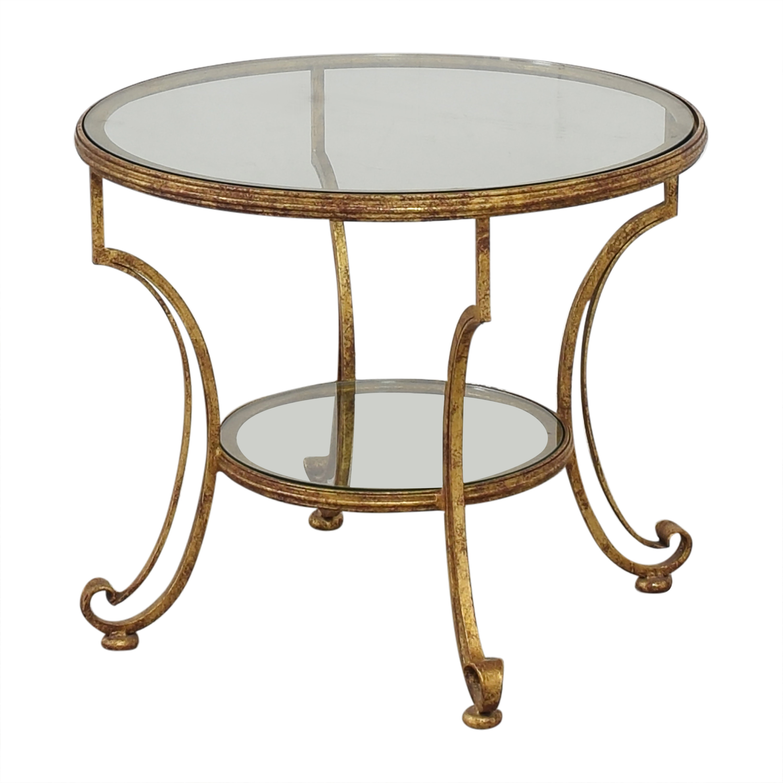 Fremarc Designs Fremarc Designs Accent Table Tables